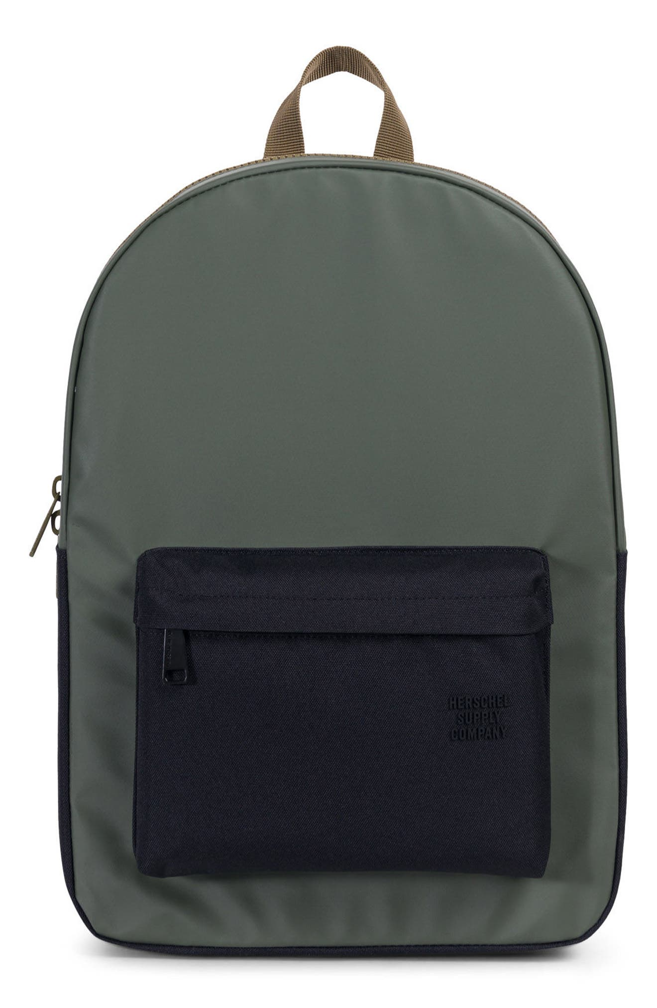 Winlaw Studio Backpack,                             Main thumbnail 1, color,                             Beetle Black/ Goth Olive