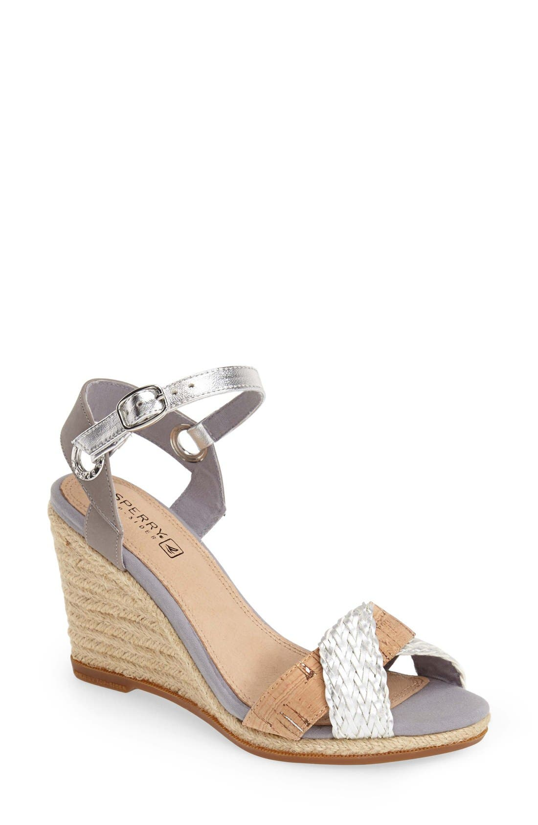 Alternate Image 1 Selected - Sperry 'Saylor' Sandal (Women)