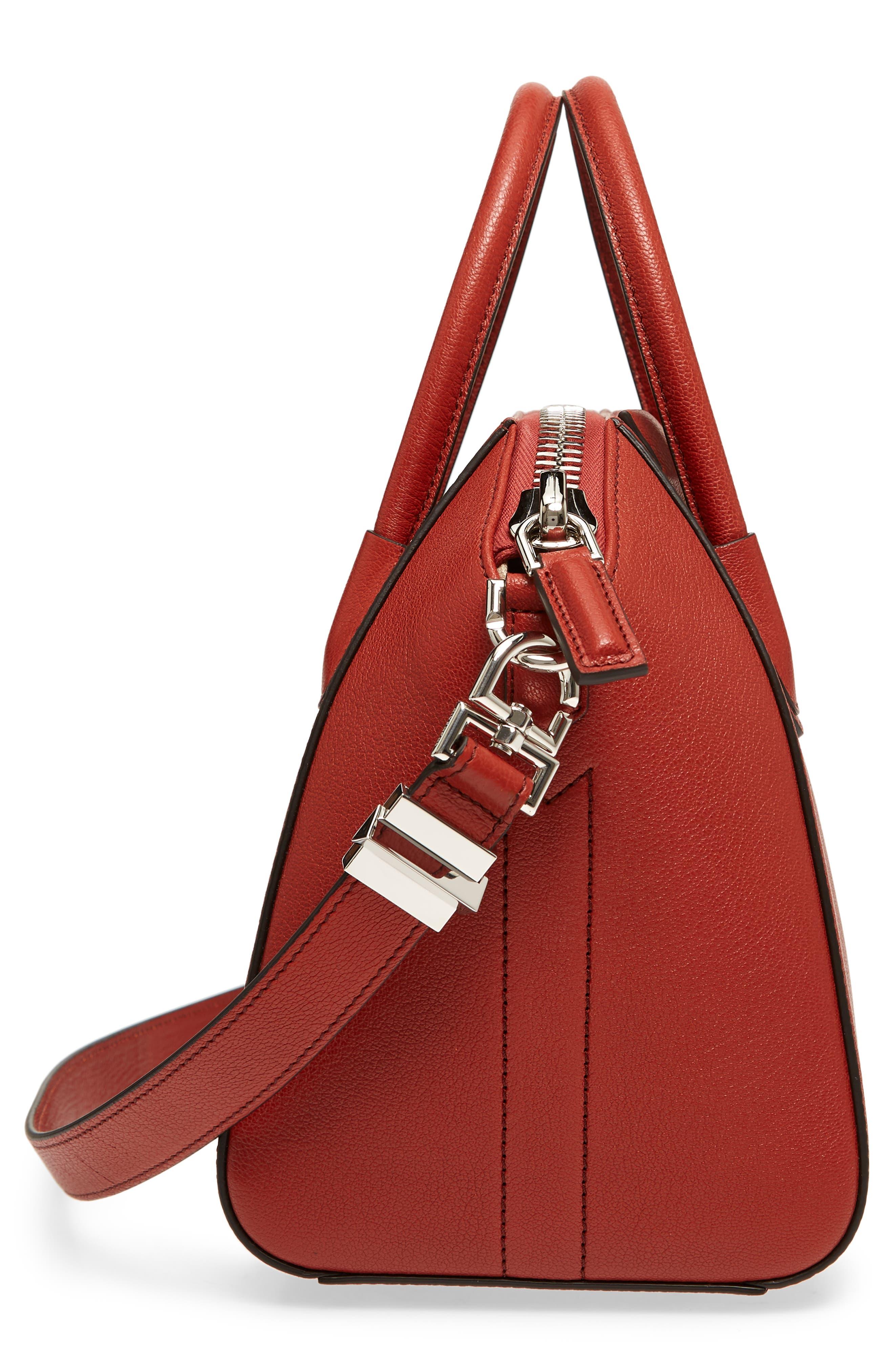 Alternate Image 5  - Givenchy 'Small Antigona' Leather Satchel