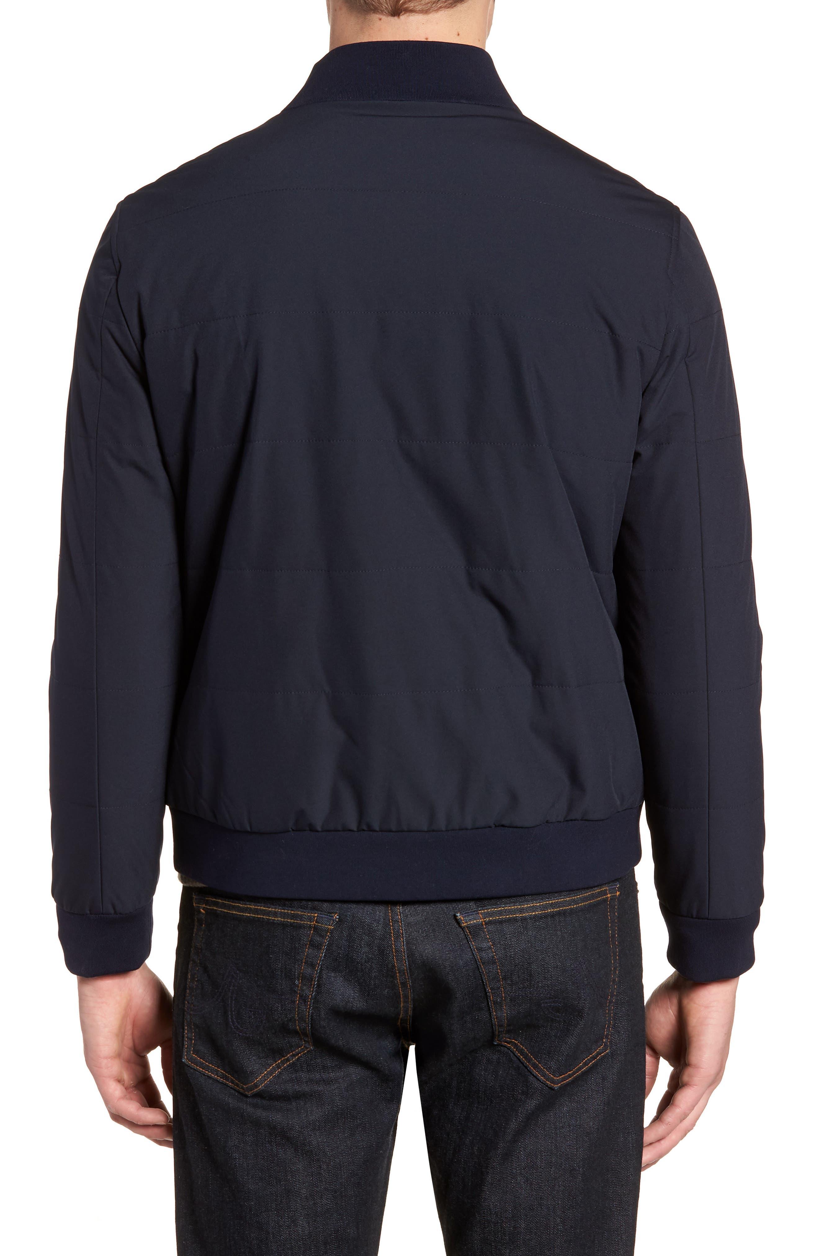 Brant Jacket,                             Alternate thumbnail 2, color,                             Navy