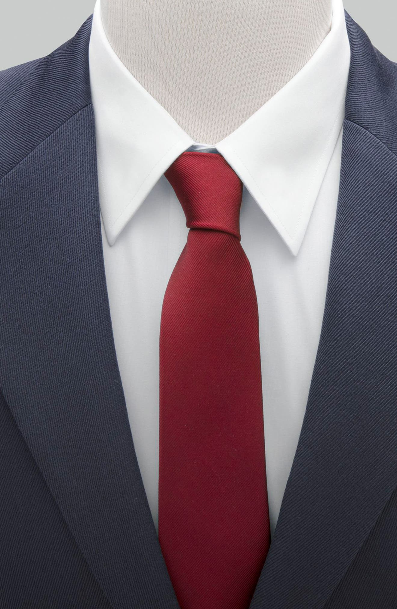 Game of Thrones Lannister Silk Tie,                             Alternate thumbnail 2, color,                             Red