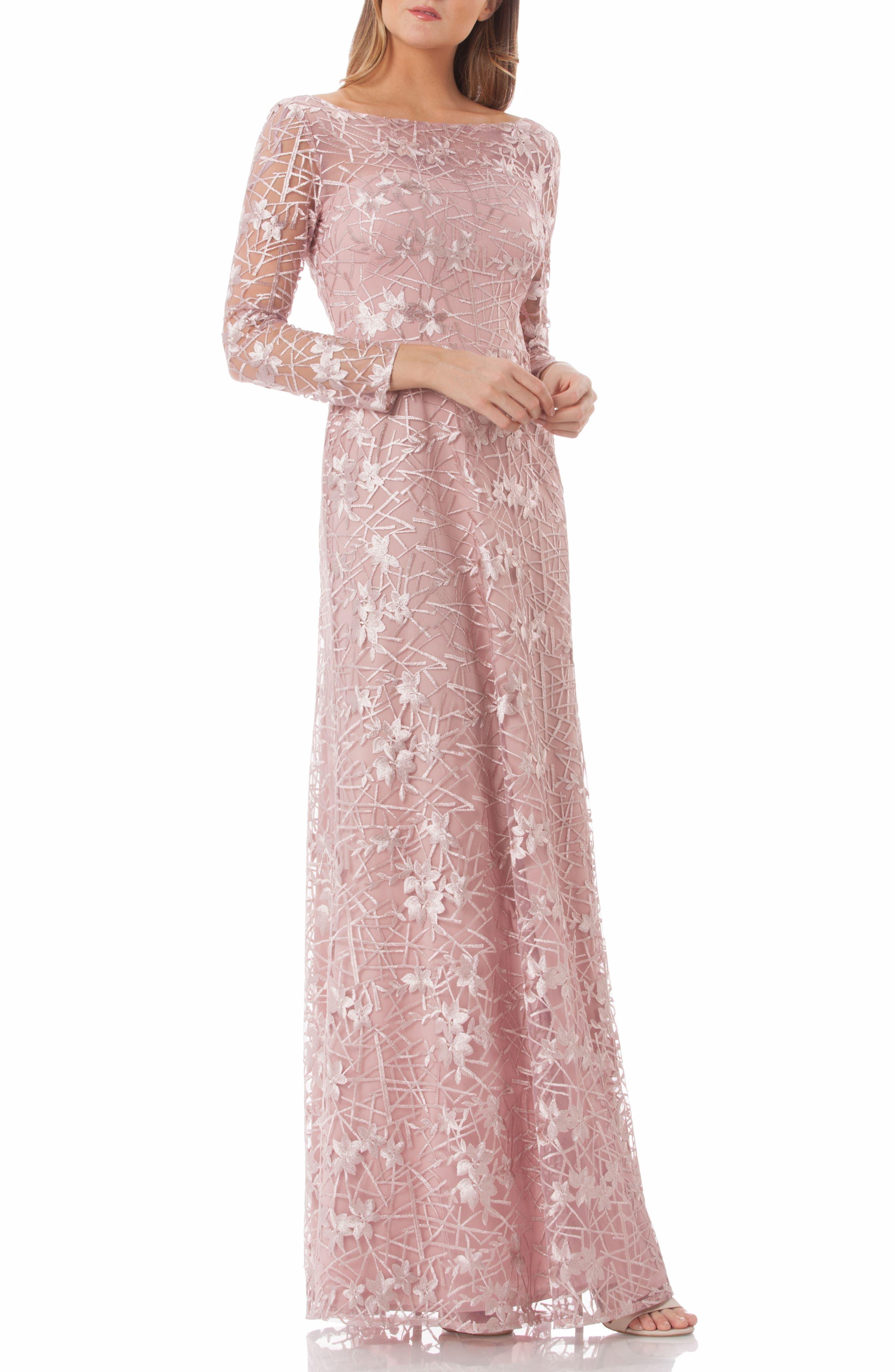 Boat Neck 2018 Prom Dresses | Nordstrom
