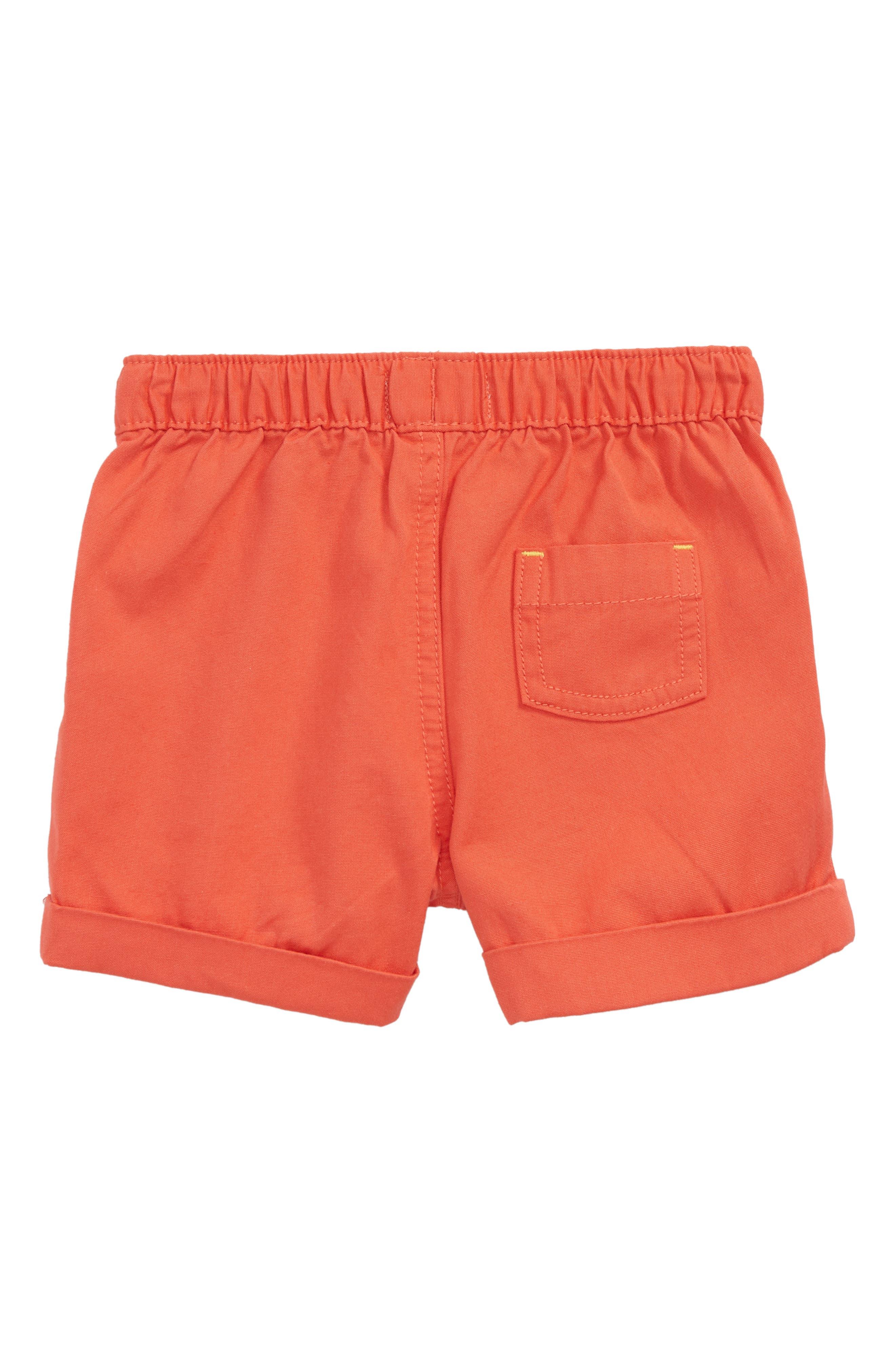 Explorer Shorts,                             Alternate thumbnail 2, color,                             Red Crayon