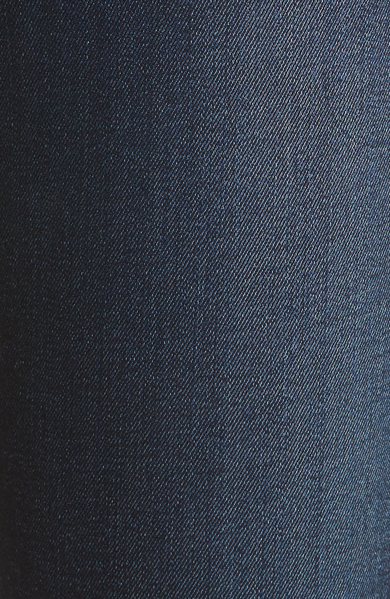 'Nico' Ankle Skinny Jeans,                             Alternate thumbnail 6, color,                             Corps