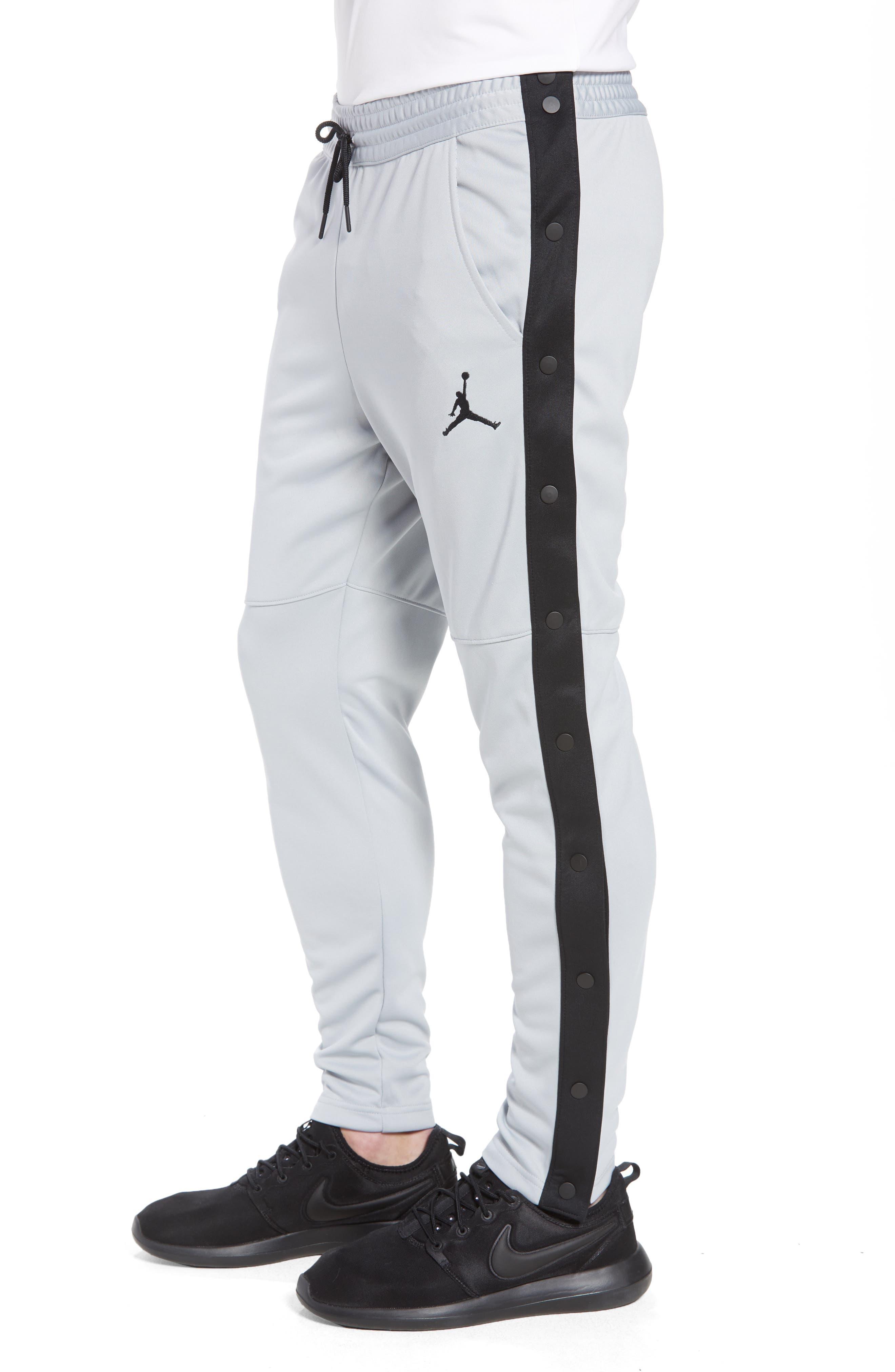 Alternate Image 3  - Nike Jordan Rise Tear-Away Jogger Pants