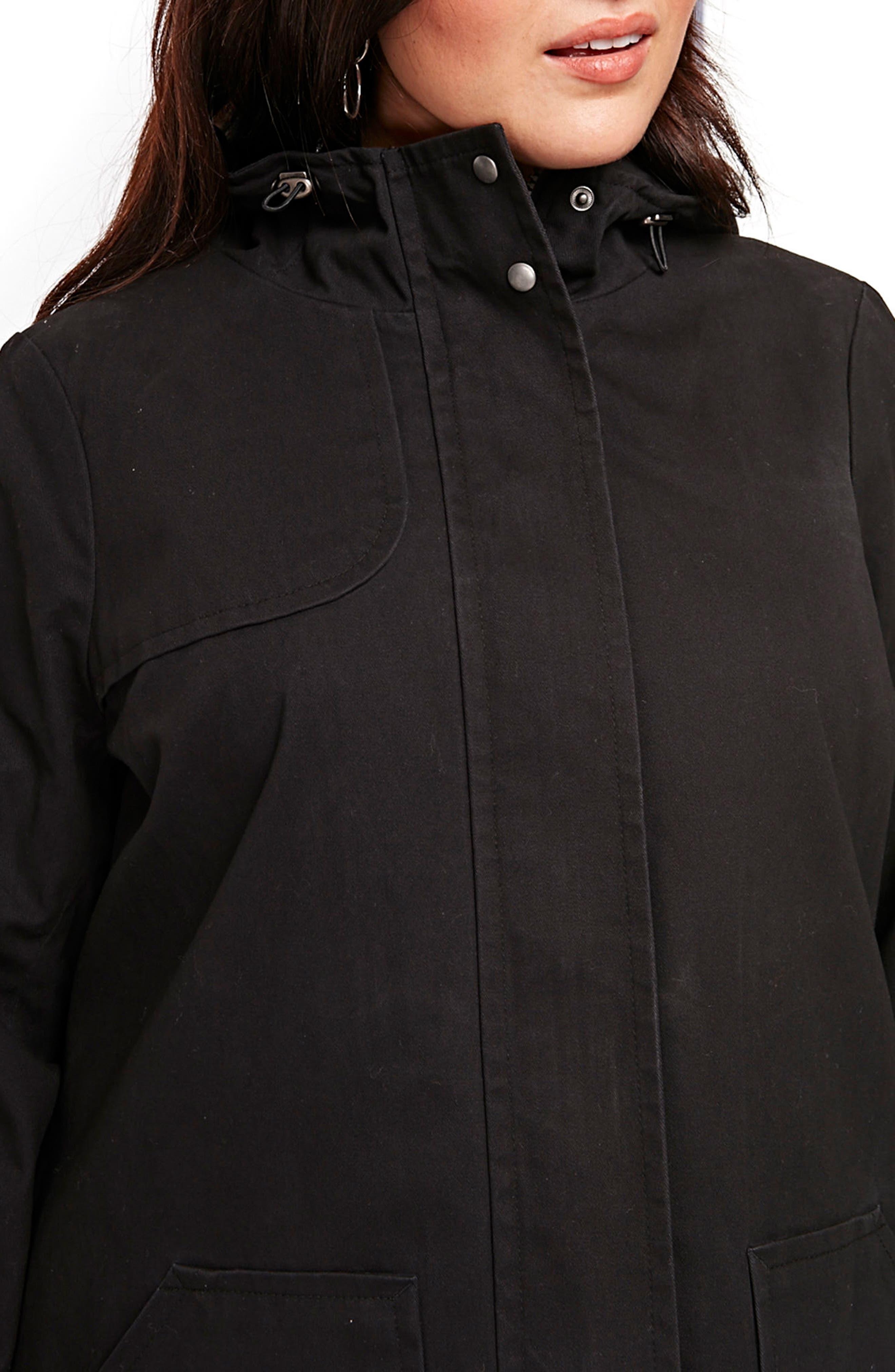 Mac Jacket,                             Alternate thumbnail 2, color,                             Black