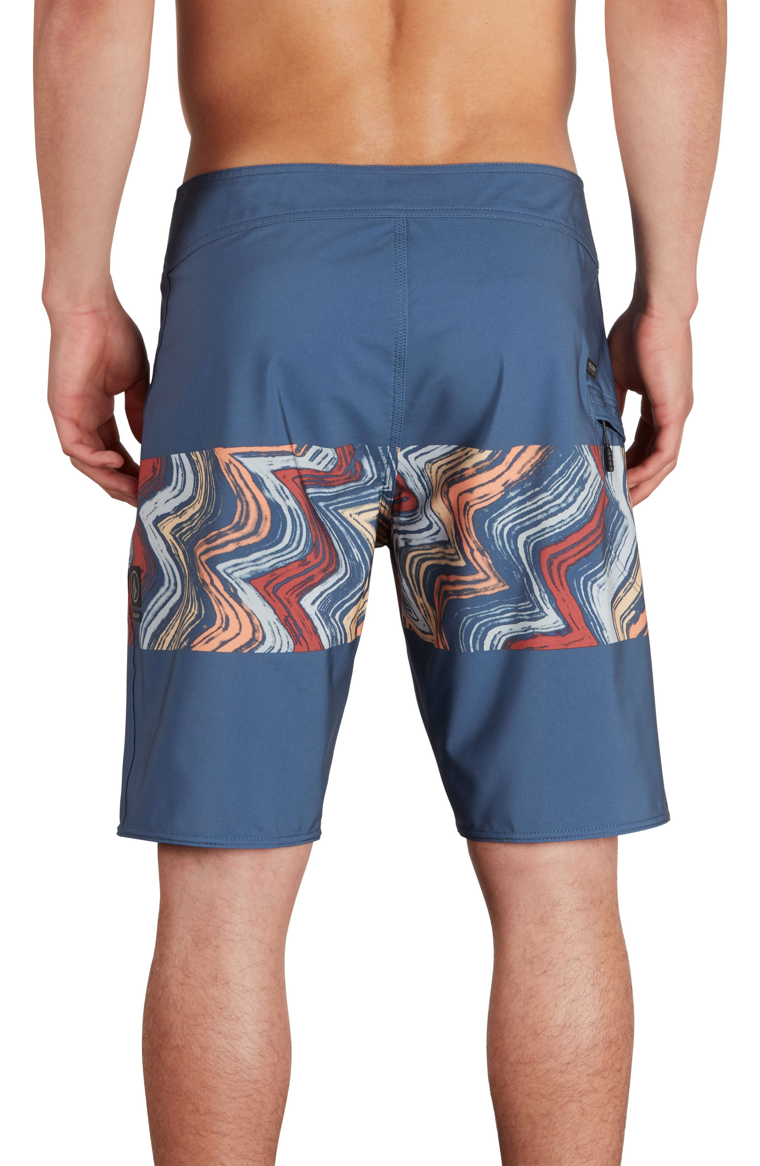 Macaw Mod Board Shorts,                             Alternate thumbnail 2, color,                             Sunburst