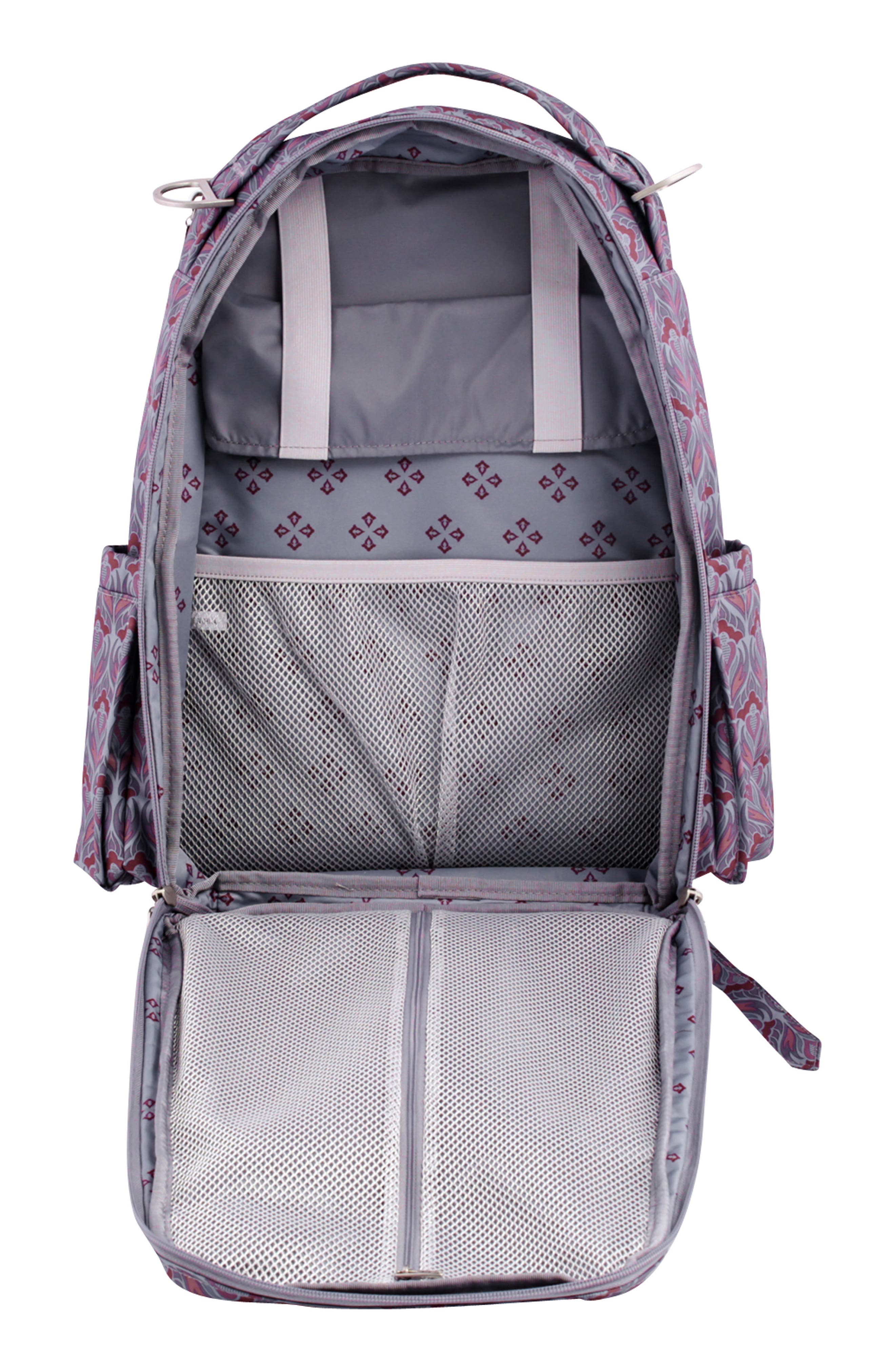 'Mini Be' Backpack,                             Alternate thumbnail 6, color,                             Amethyst Ice