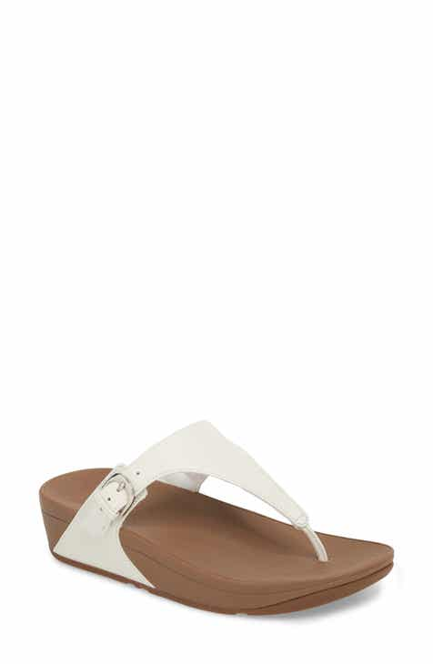 84fd7f09eaae84 Fitflop T-Strap Sandals for Women