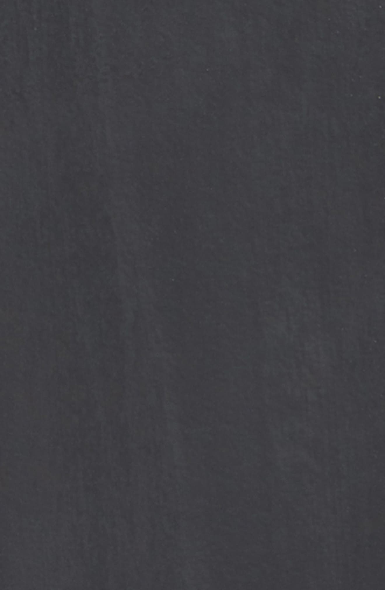 Rubberized Leather Belt,                             Alternate thumbnail 2, color,                             Ultimate Black