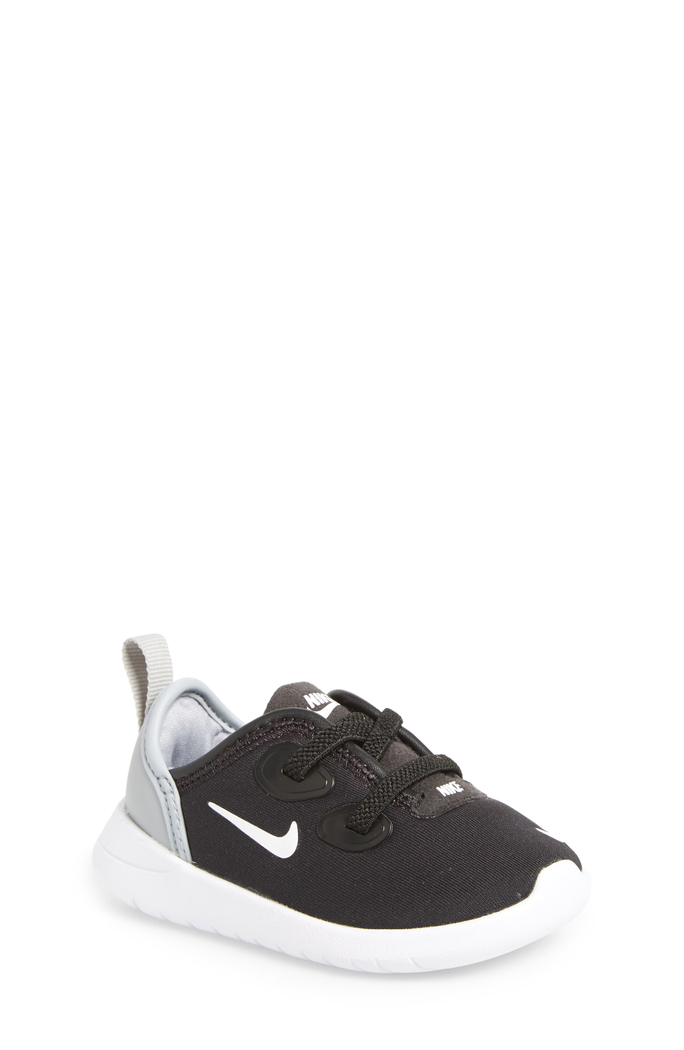 Hakata Sneaker,                         Main,                         color, Black/ White/ Wolf Grey