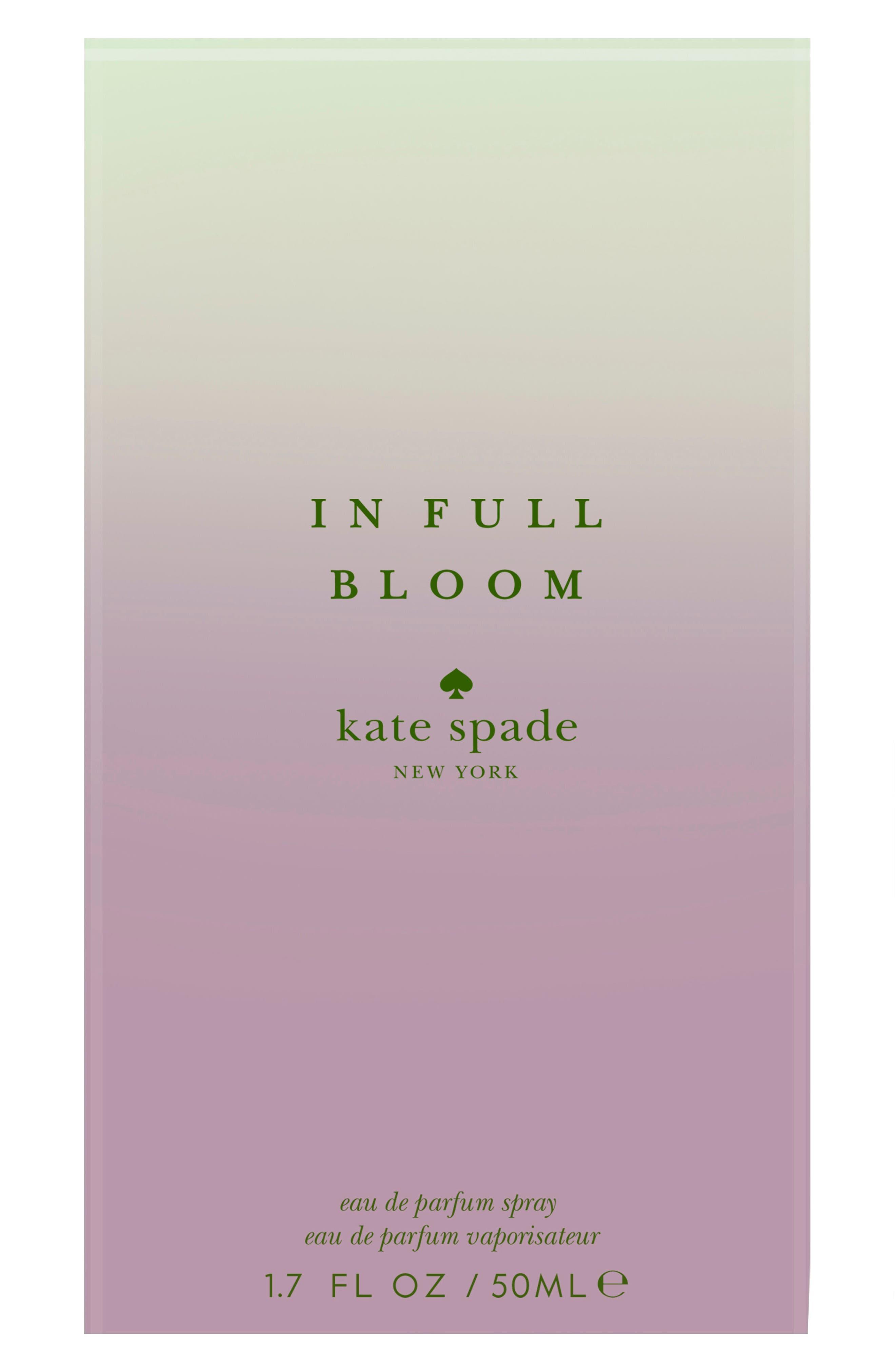 Alternate Image 6  - kate spade new york in full bloom eau de parfum