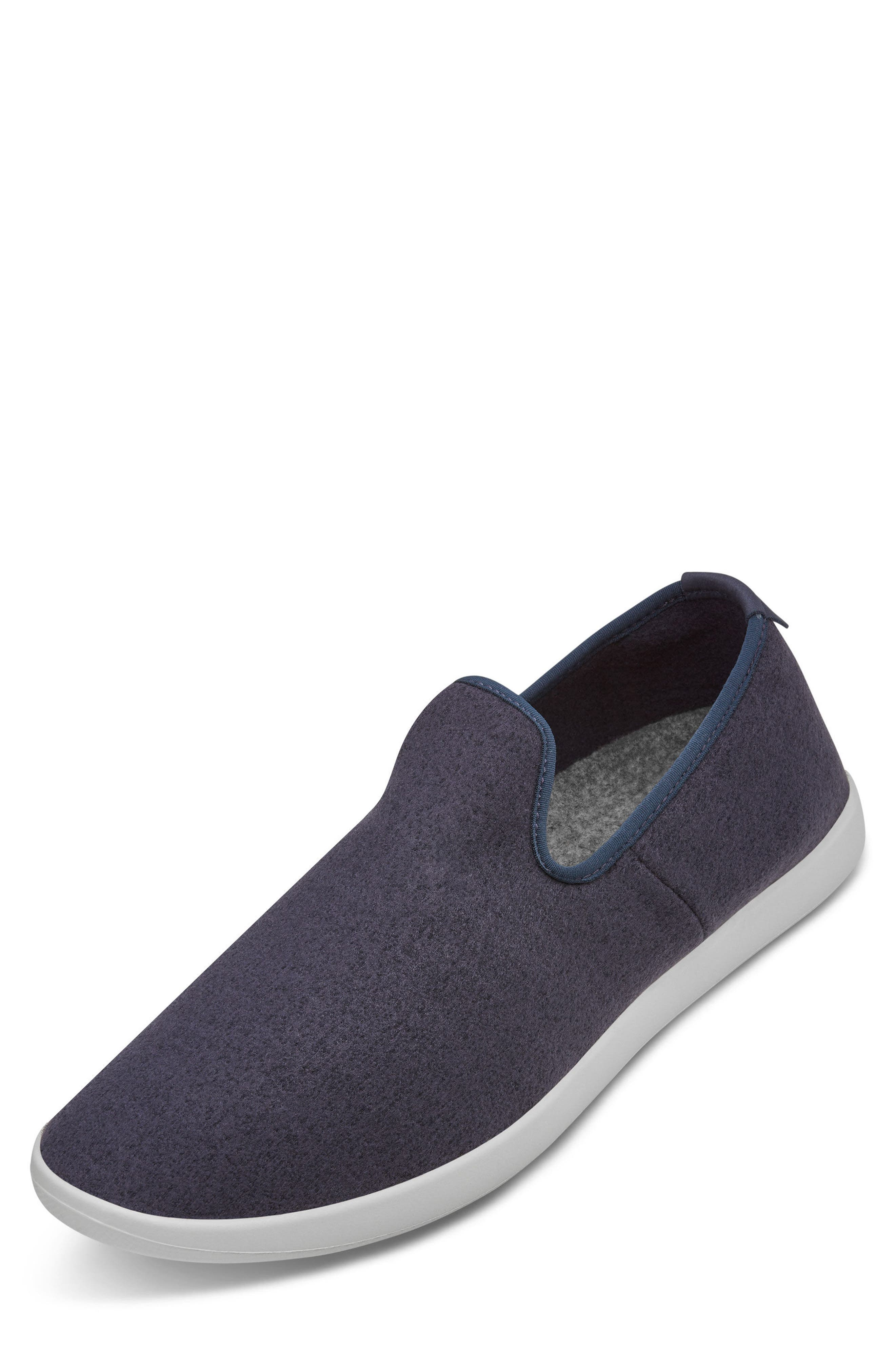 Wool Lounger,                         Main,                         color, Midnight