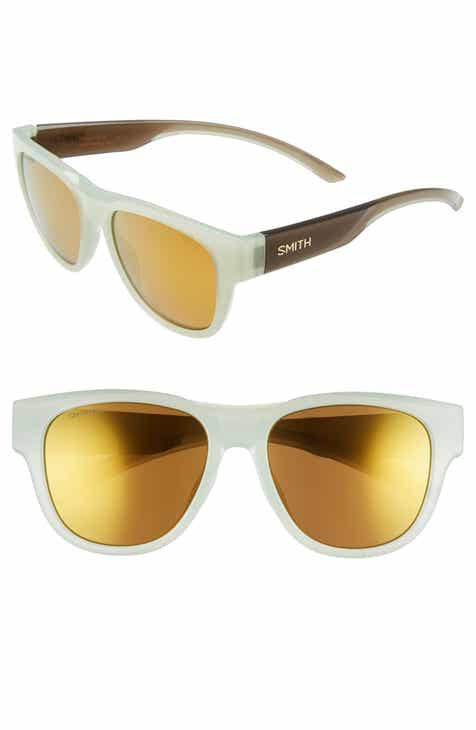 261fcb493c Smith Rounder 52mm ChromaPop Polarized Sunglasses