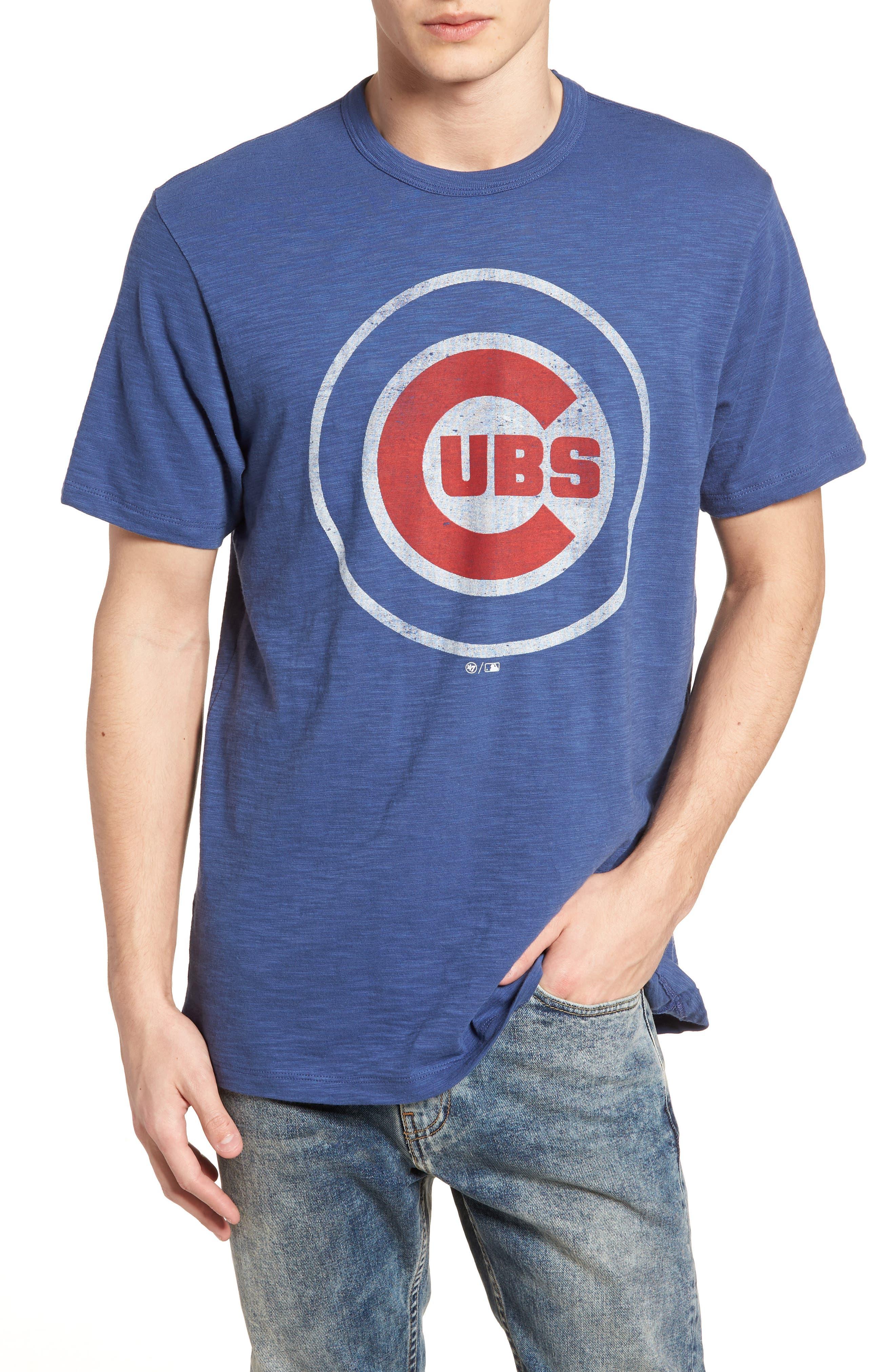 '47 Grit Scrum Chicago Cubs T-Shirt