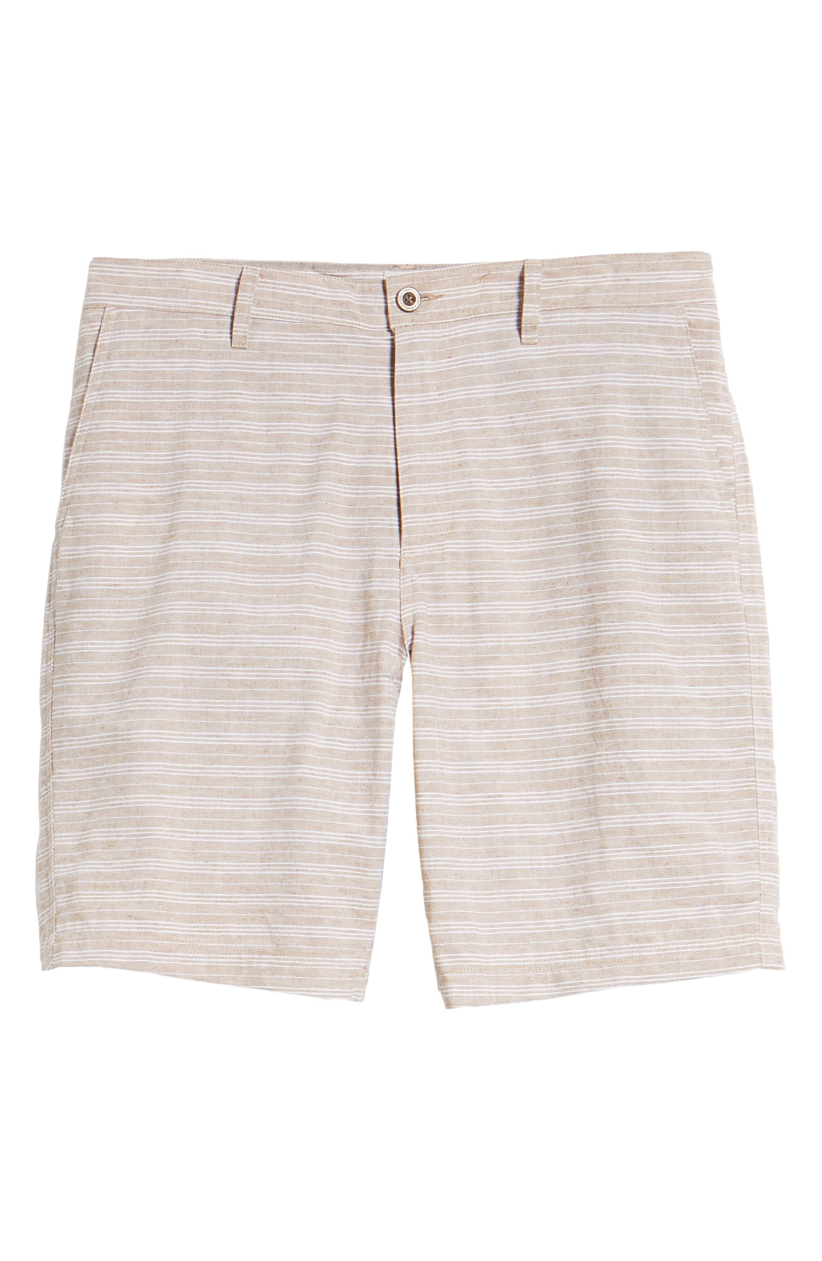 Windward Shorts,                             Alternate thumbnail 6, color,                             Tobacco