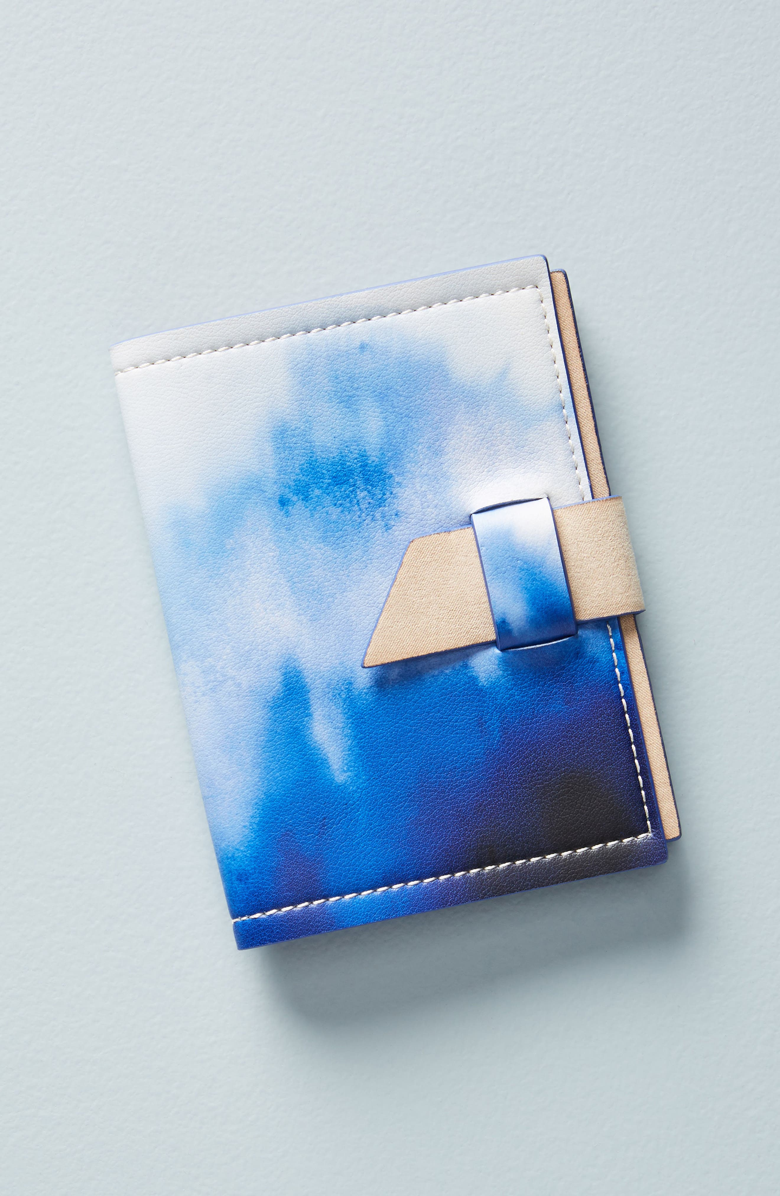Canyon Sunset Passport Holder by Anthropologie