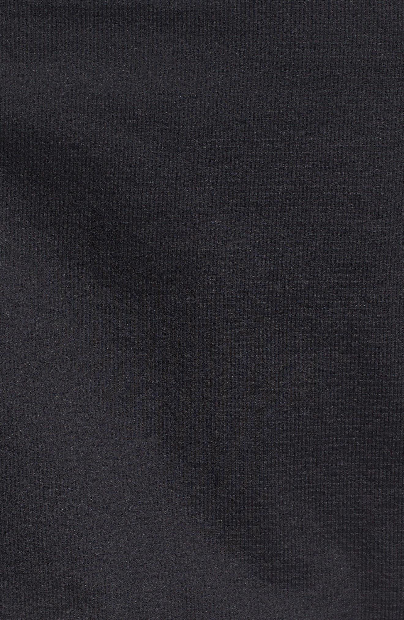 Run Division Jacket,                             Alternate thumbnail 5, color,                             Black
