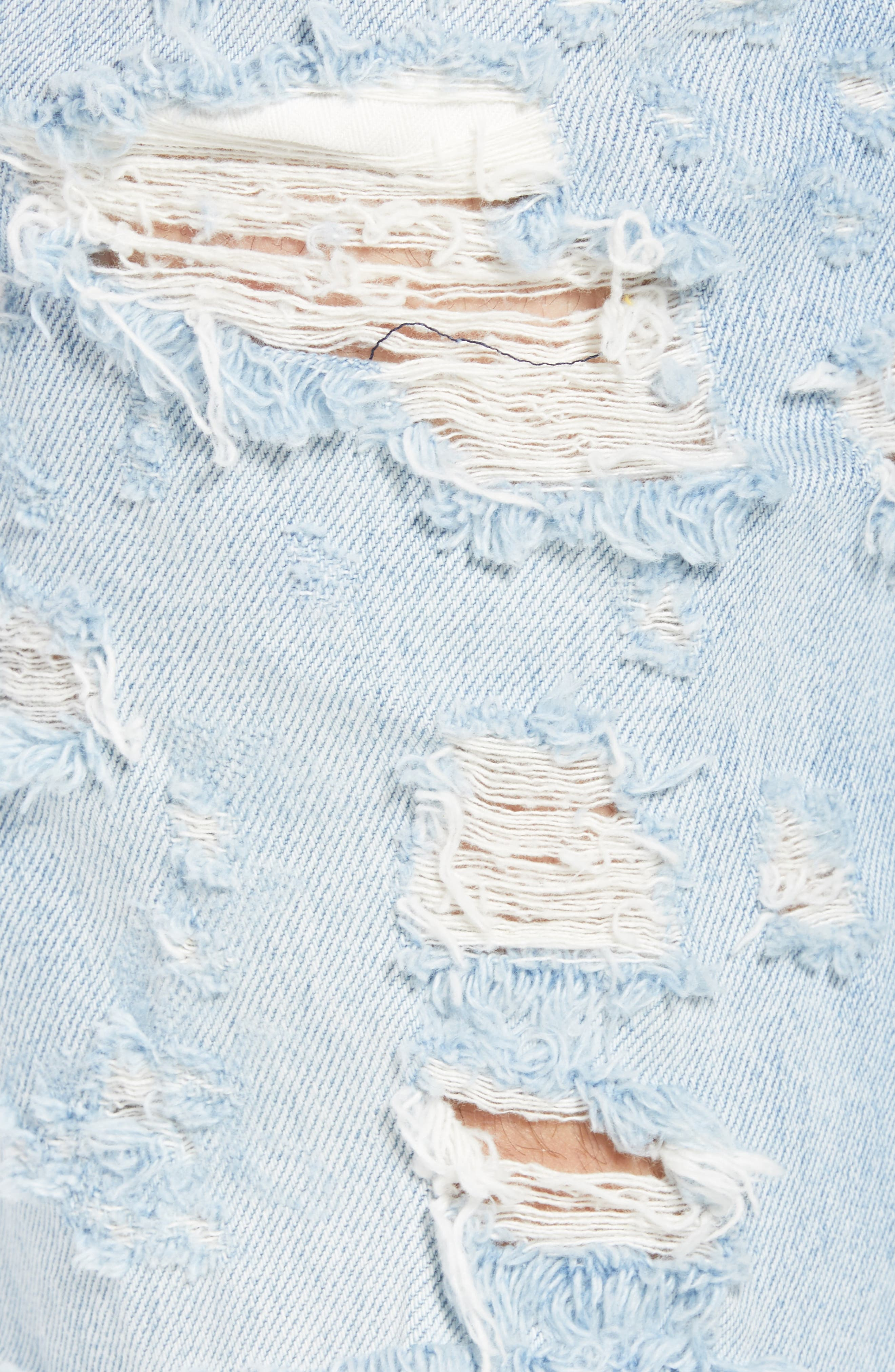 Le Sabre Slim Fit Jeans,                             Alternate thumbnail 5, color,                             Lavish