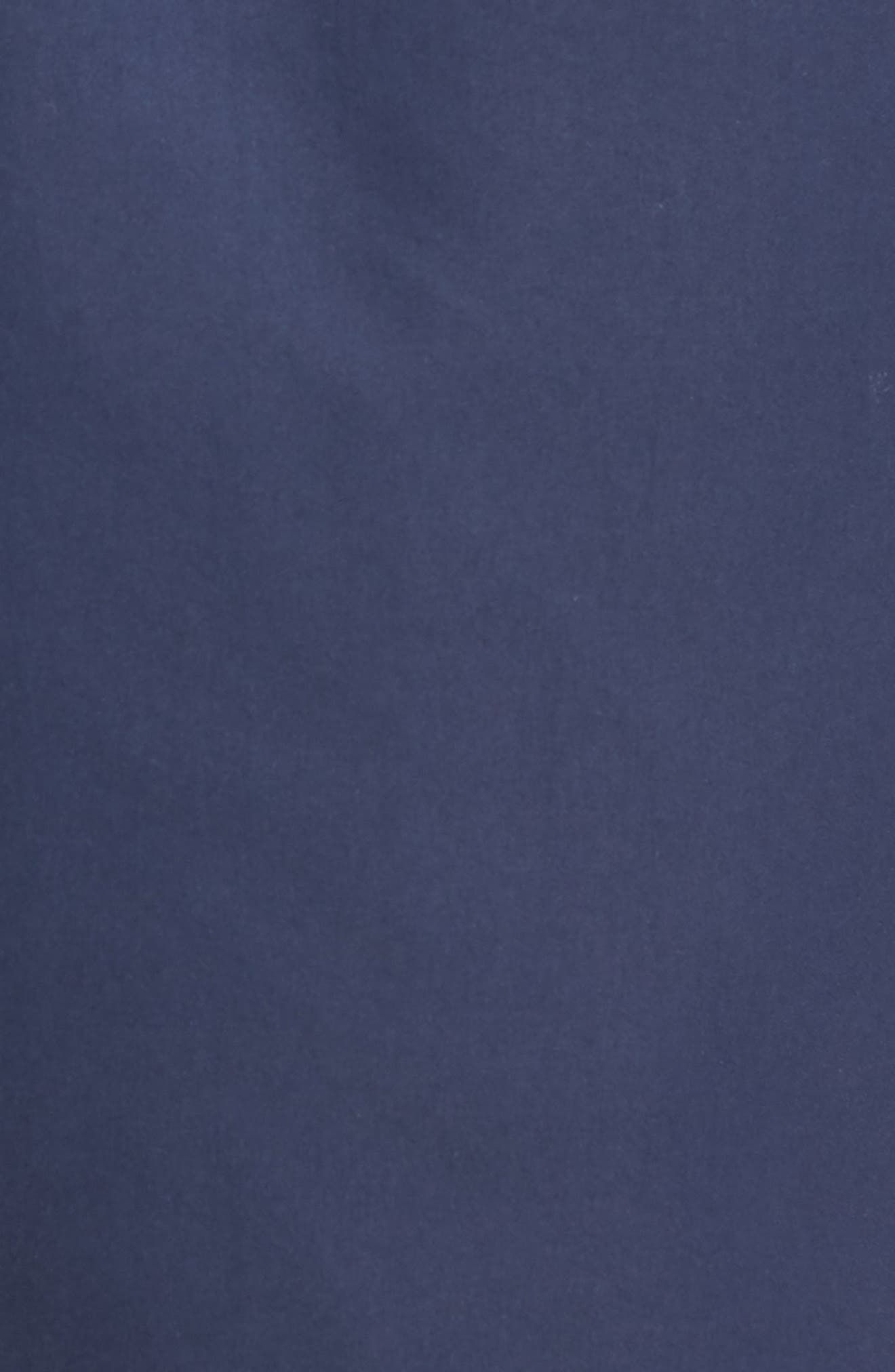 Seabream Stripe Swim Trunks,                             Alternate thumbnail 7, color,                             Blue
