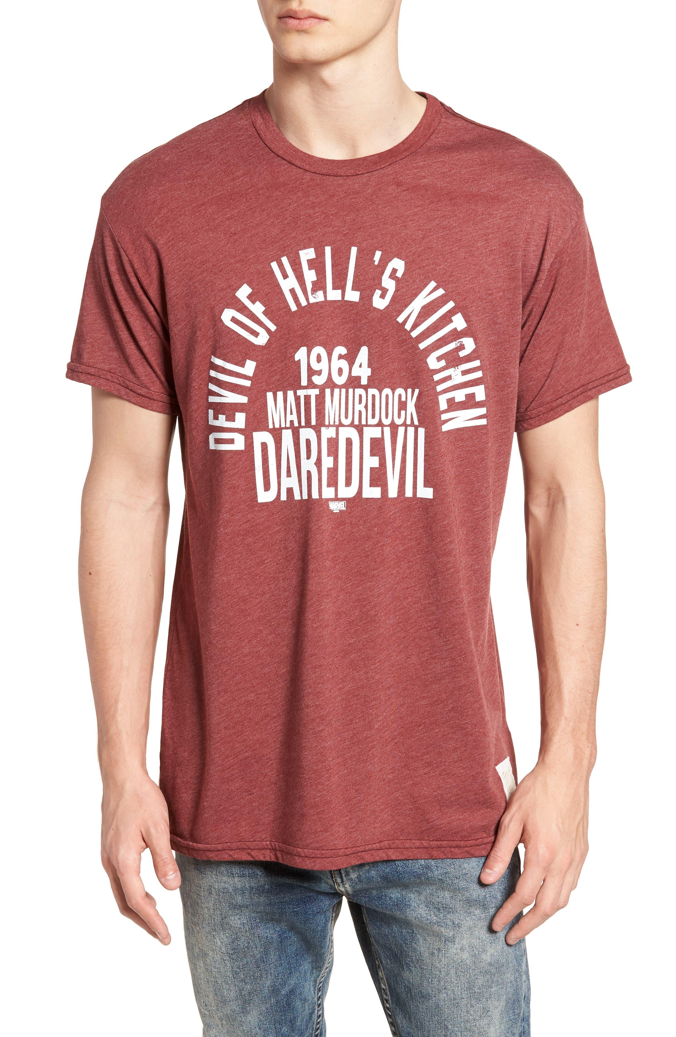 Retro Brand Hell's Kitchen Graphic T-Shirt