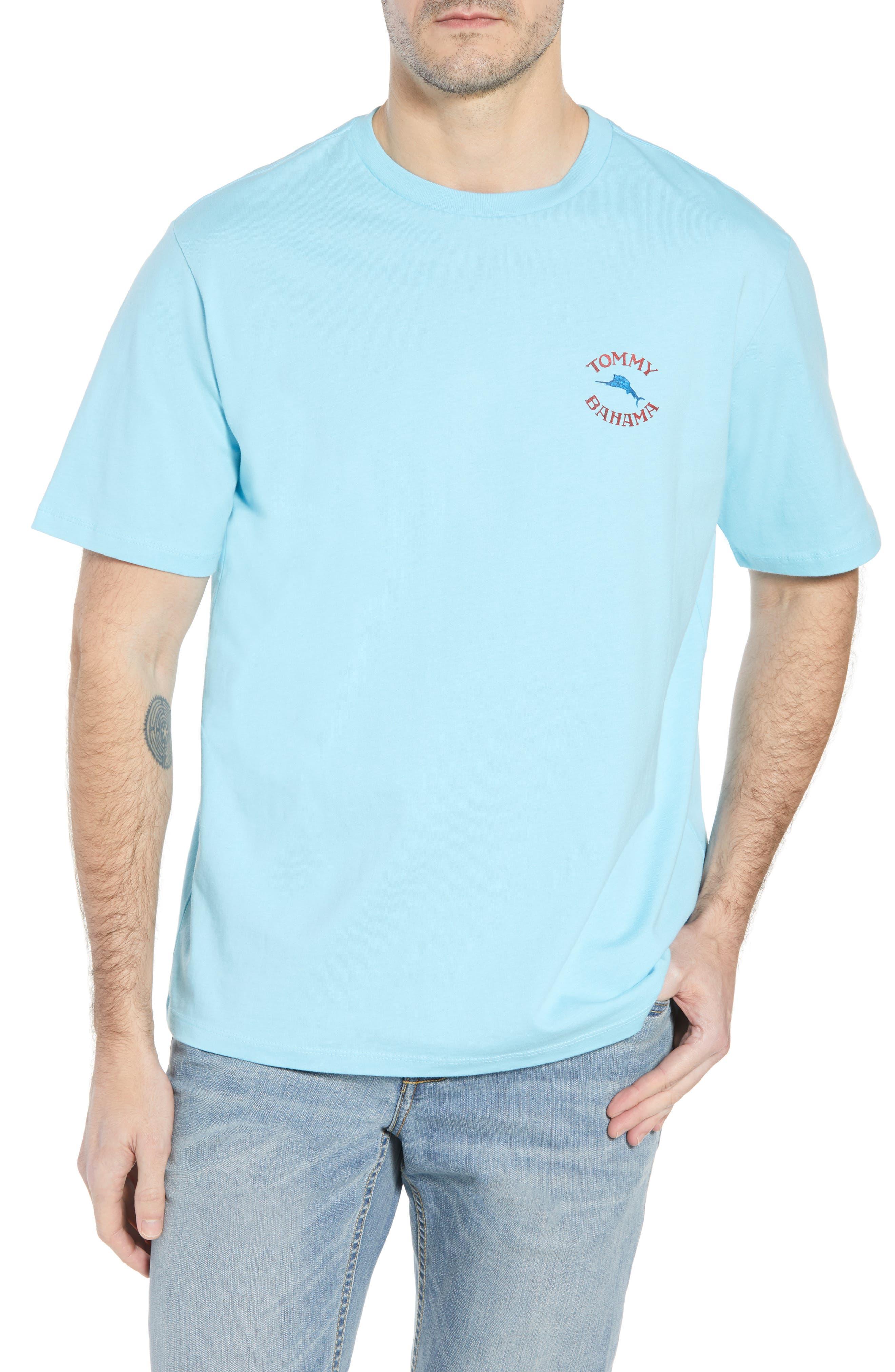 Pail-Eo Diet T-Shirt,                             Main thumbnail 1, color,                             Bowtie Blue