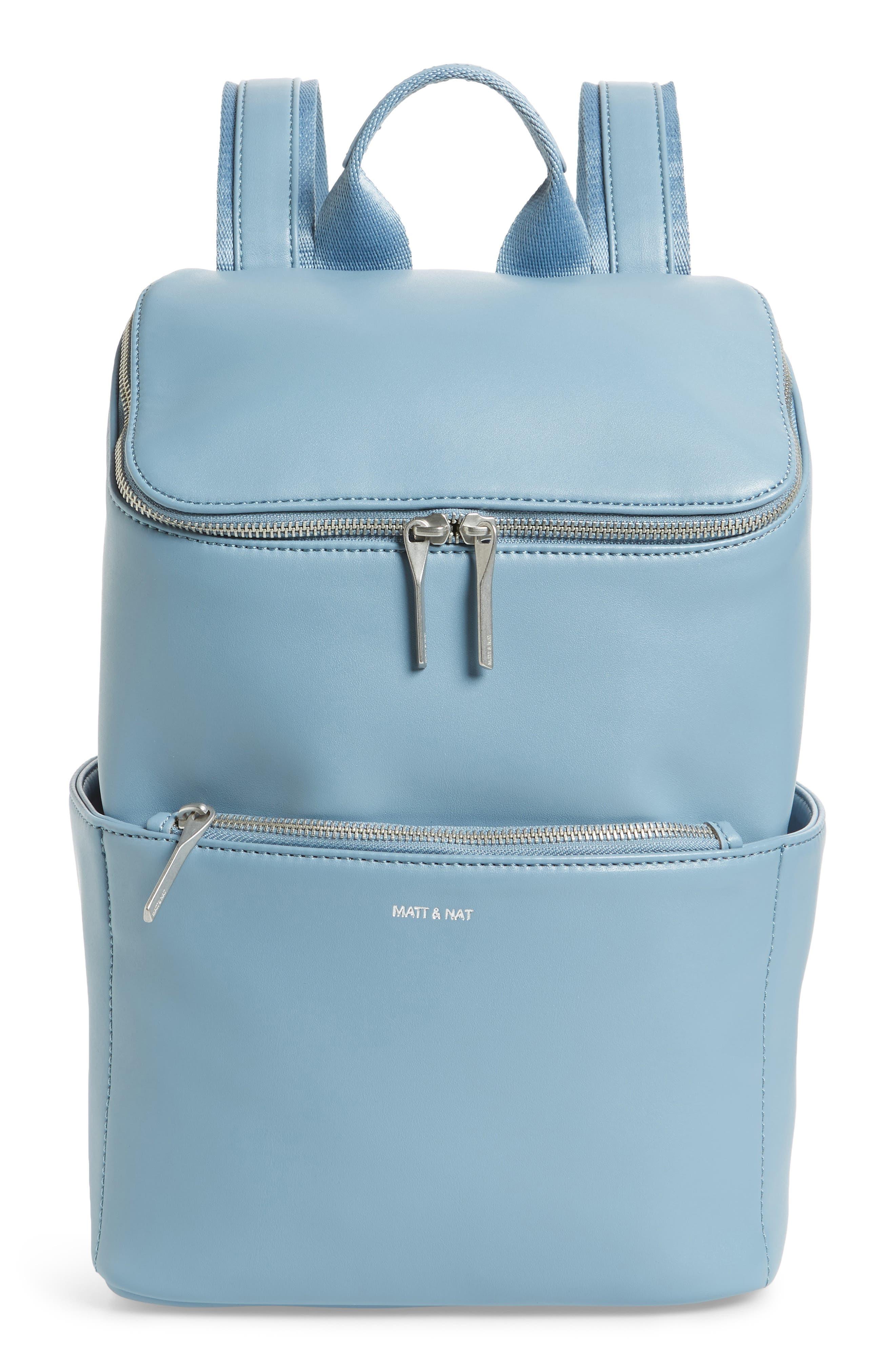 Matt & Nat Loom Brave Faux Leather Backpack