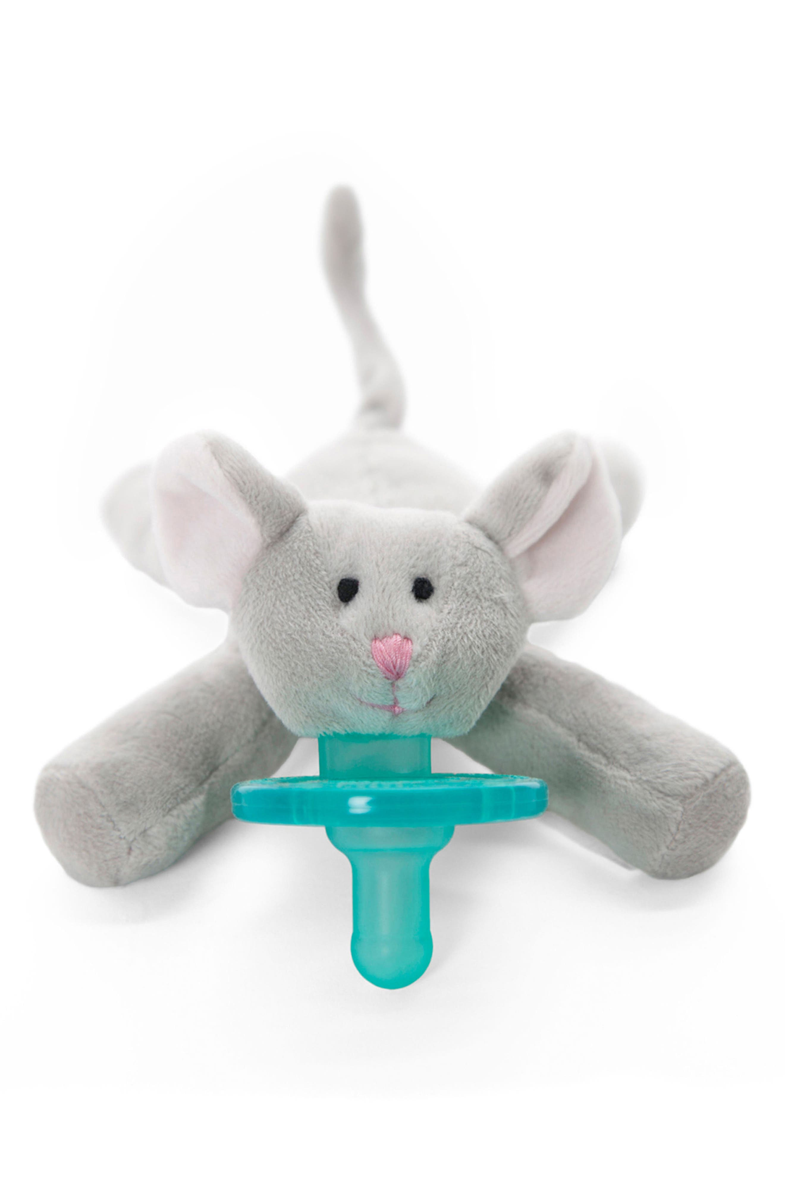 Pacifier Toy,                         Main,                         color, Mouse