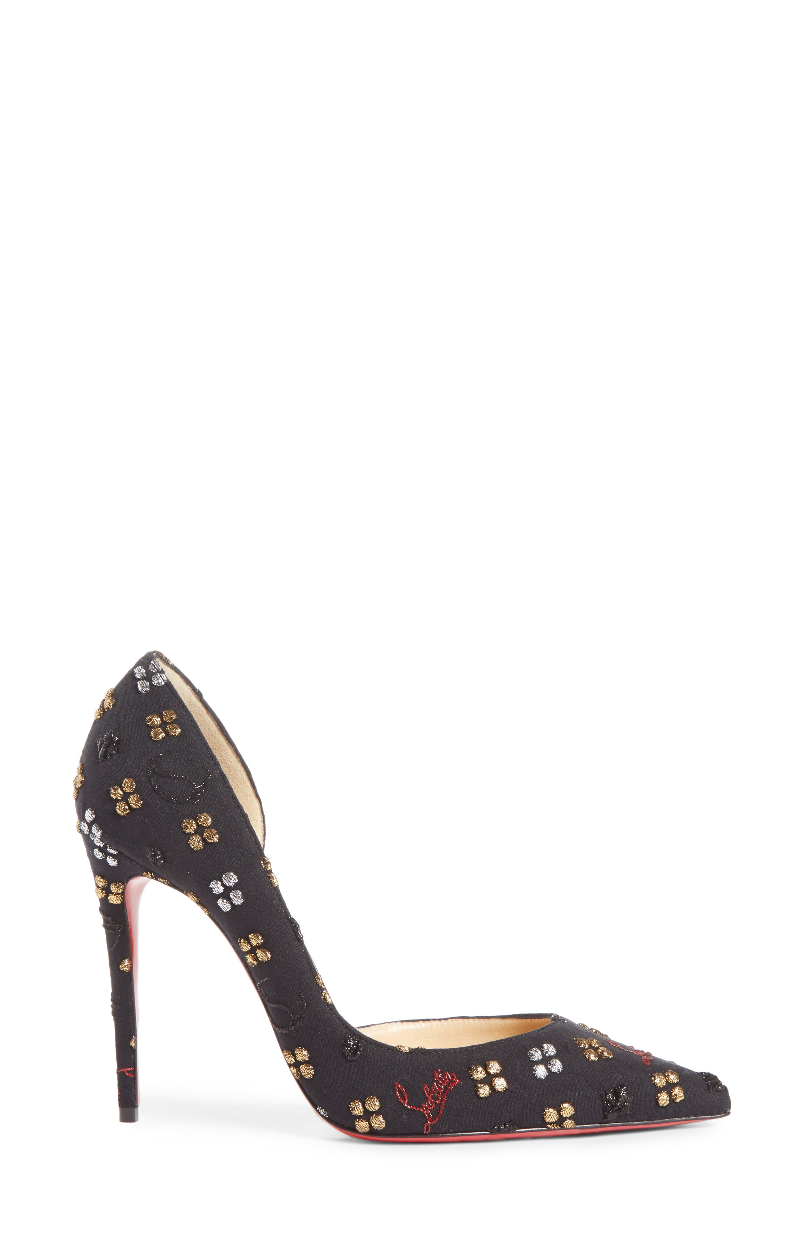 Alternate Image 3  - Christian Louboutin Iriza Loubi in the Sky Pump (Women)