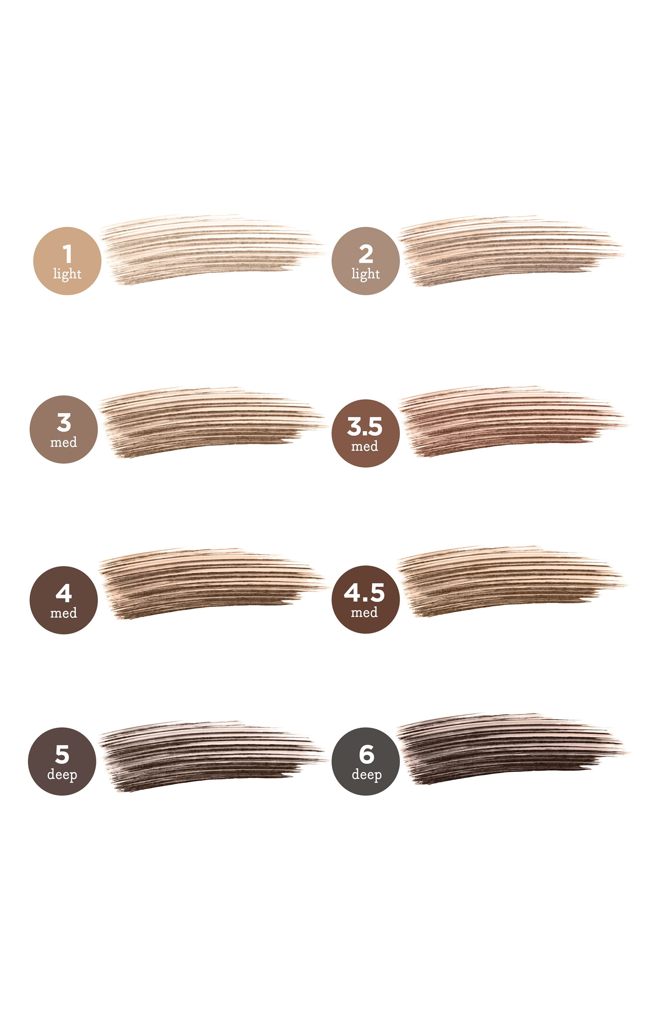 Benefit Gimme Brow+ Volumizing Eyebrow Gel,                             Alternate thumbnail 3, color,