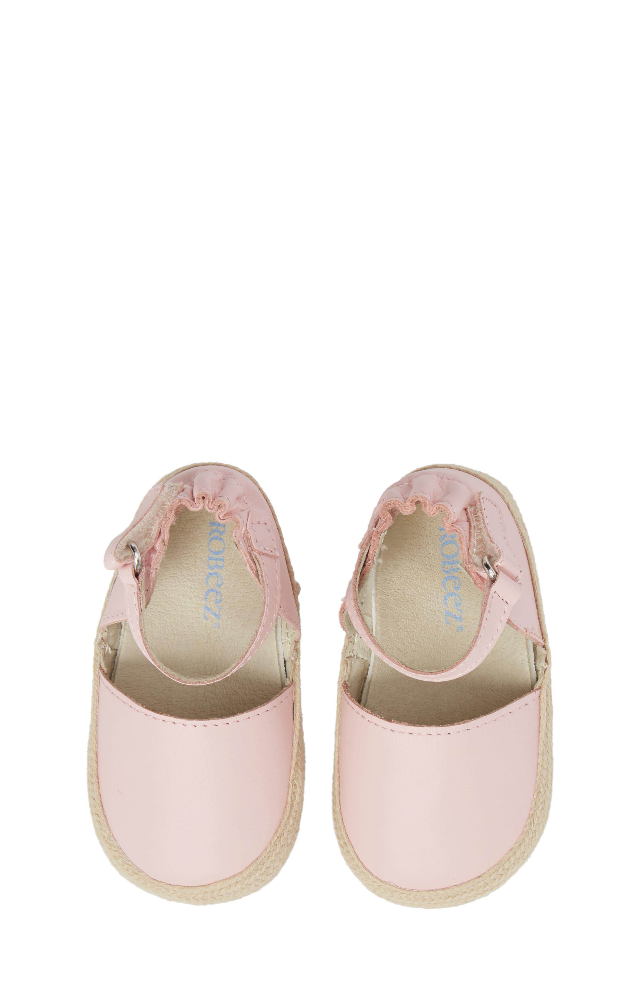 Kelly Soft Sole Espadrille Sandal,                             Main thumbnail 1, color,                             Pink