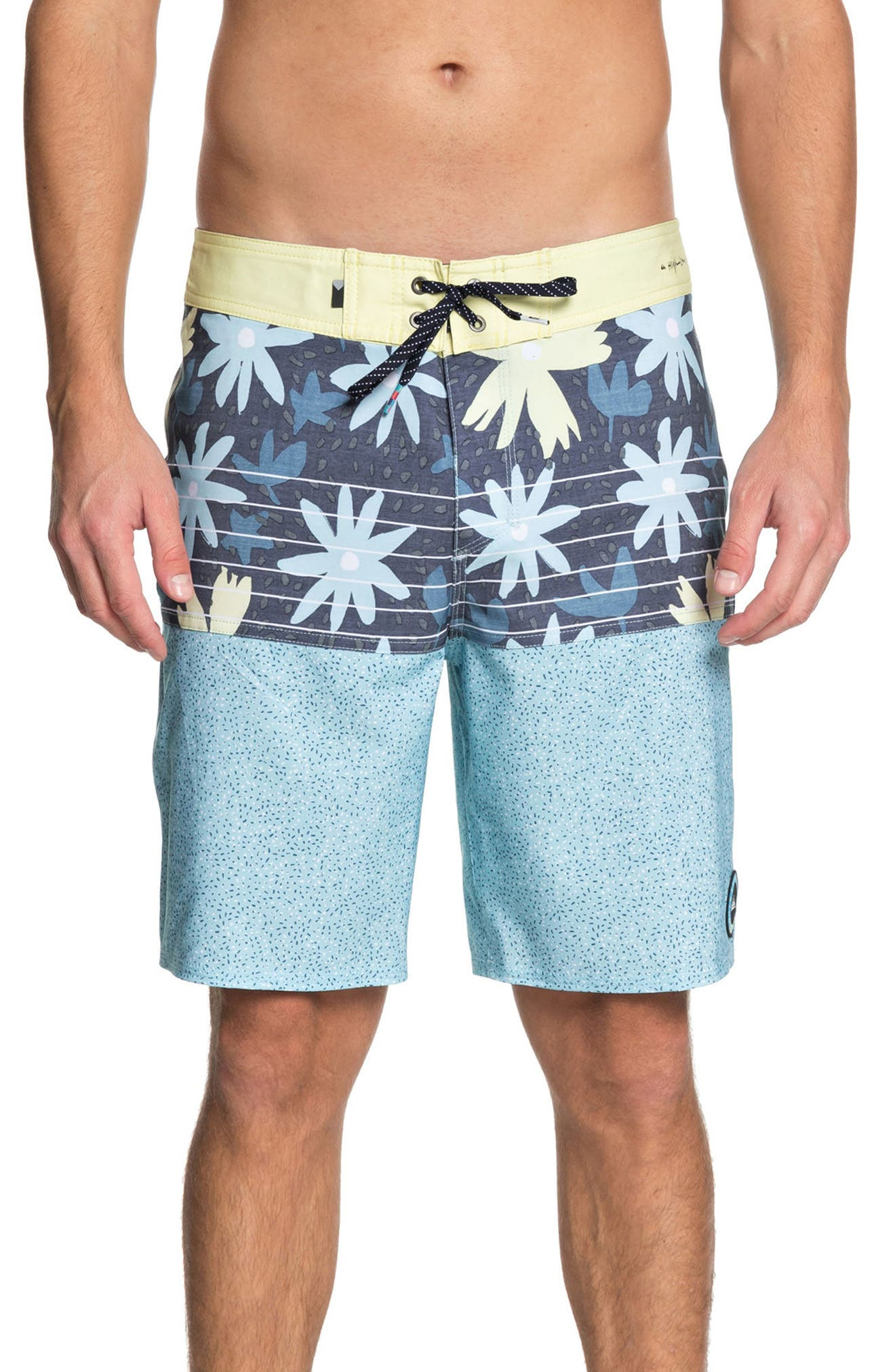 Quiksilver Highline Minikani Board Shorts
