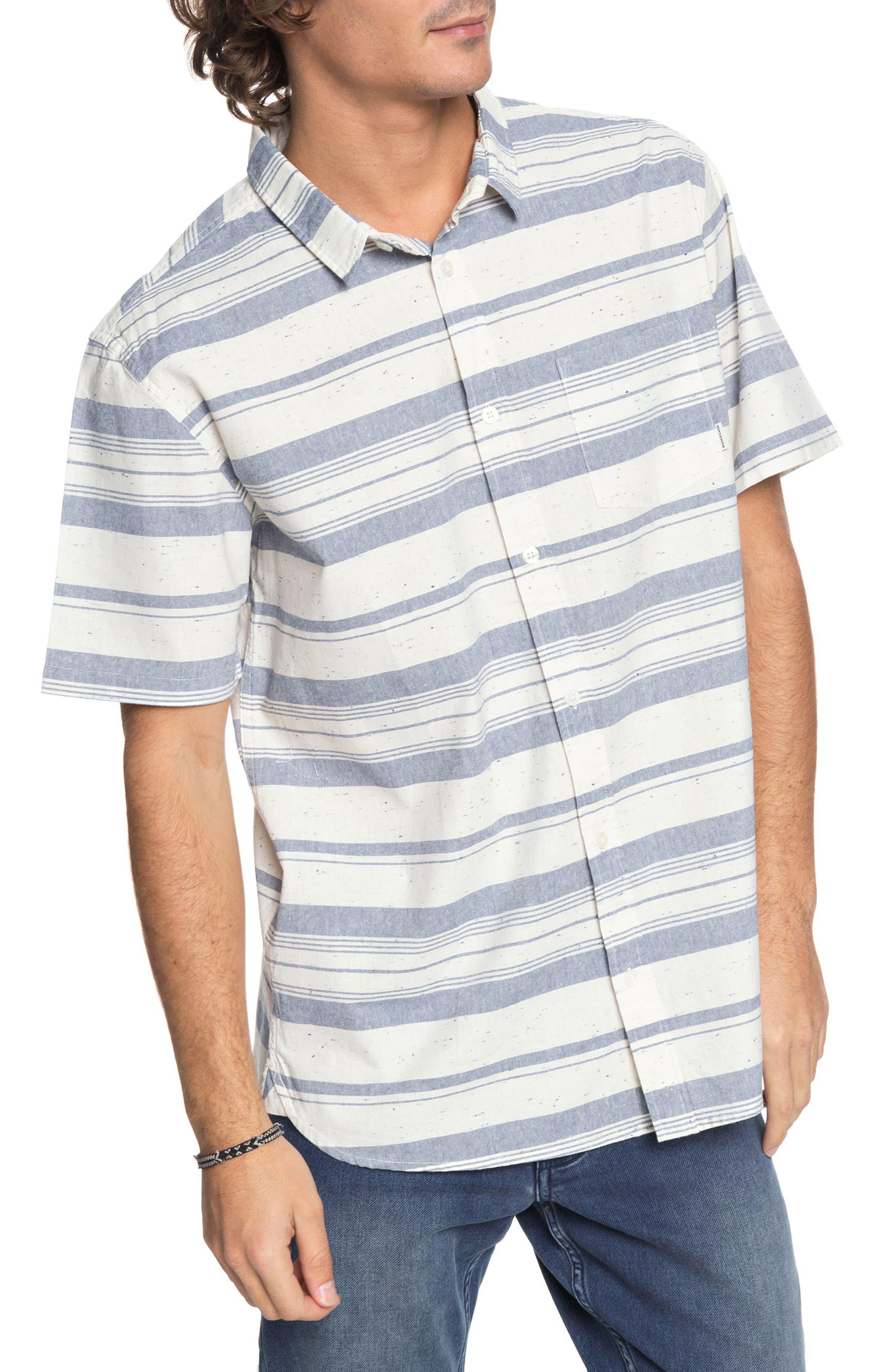 Quiksilver Good Wall II Woven Shirt