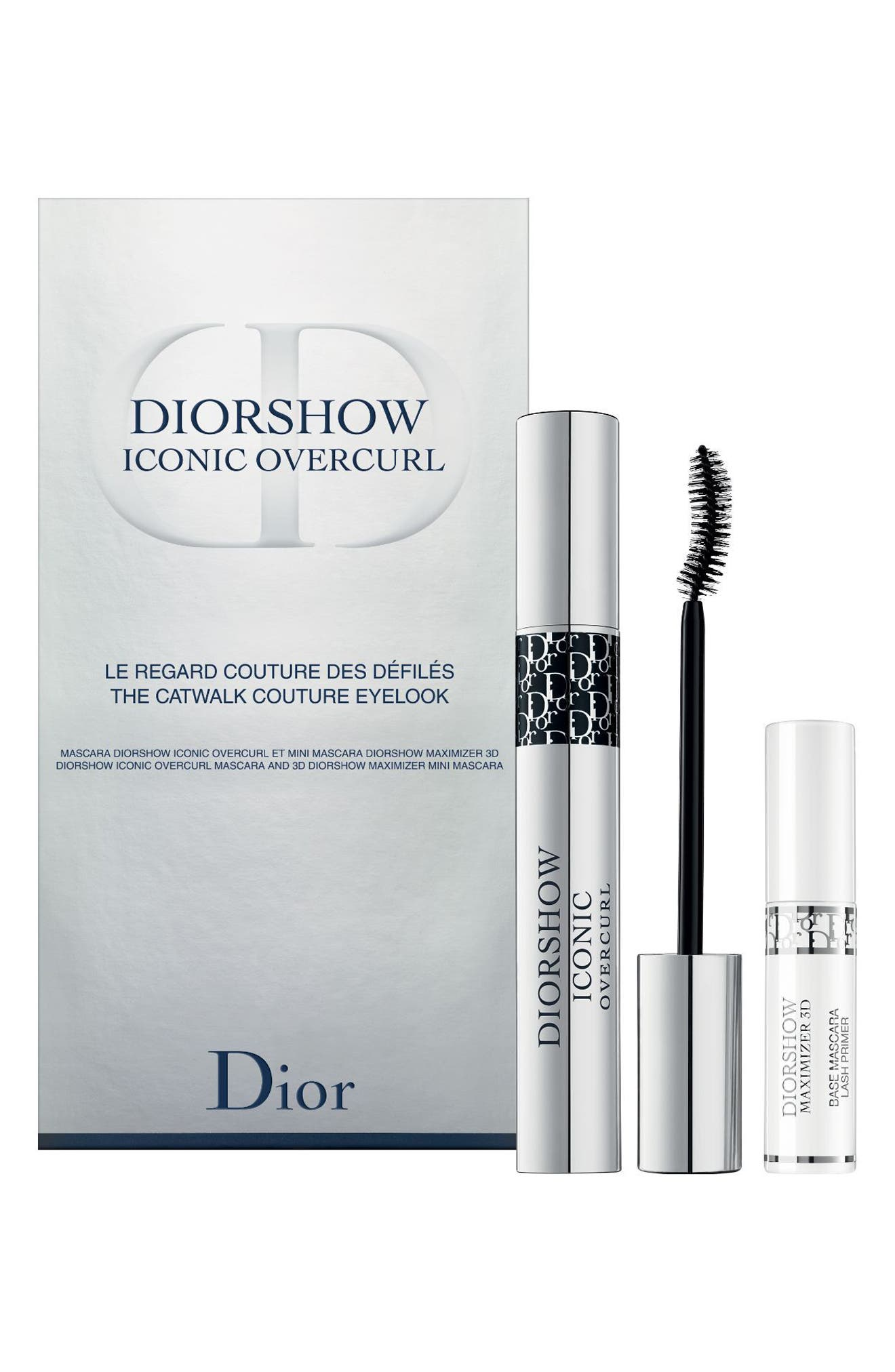 Dior Diorshow Iconic Overcurl The Catwalk Couture Eyelook Set