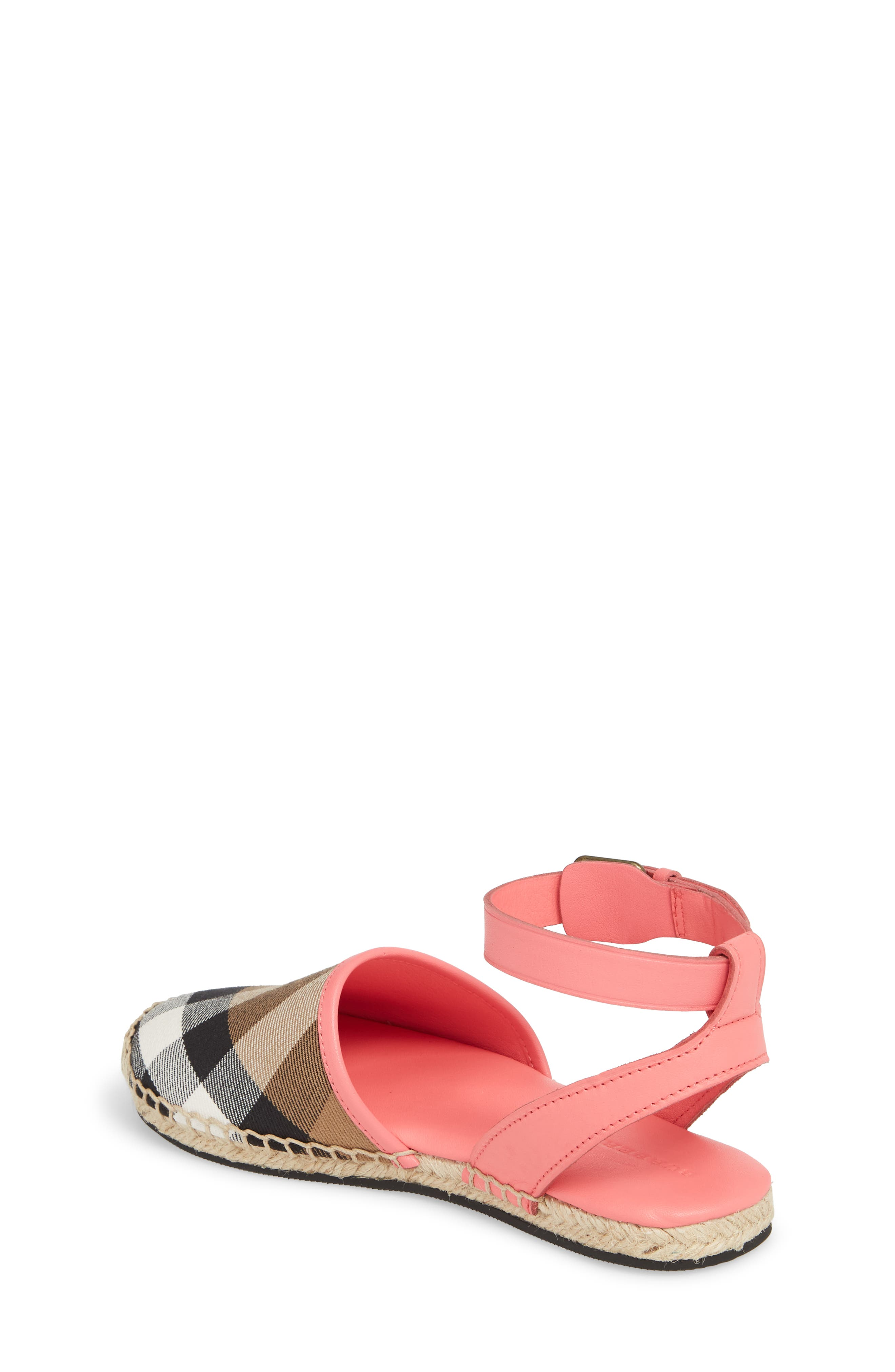 New Perth Espadrille Sandal,                             Alternate thumbnail 2, color,                             Bright Peony Rose