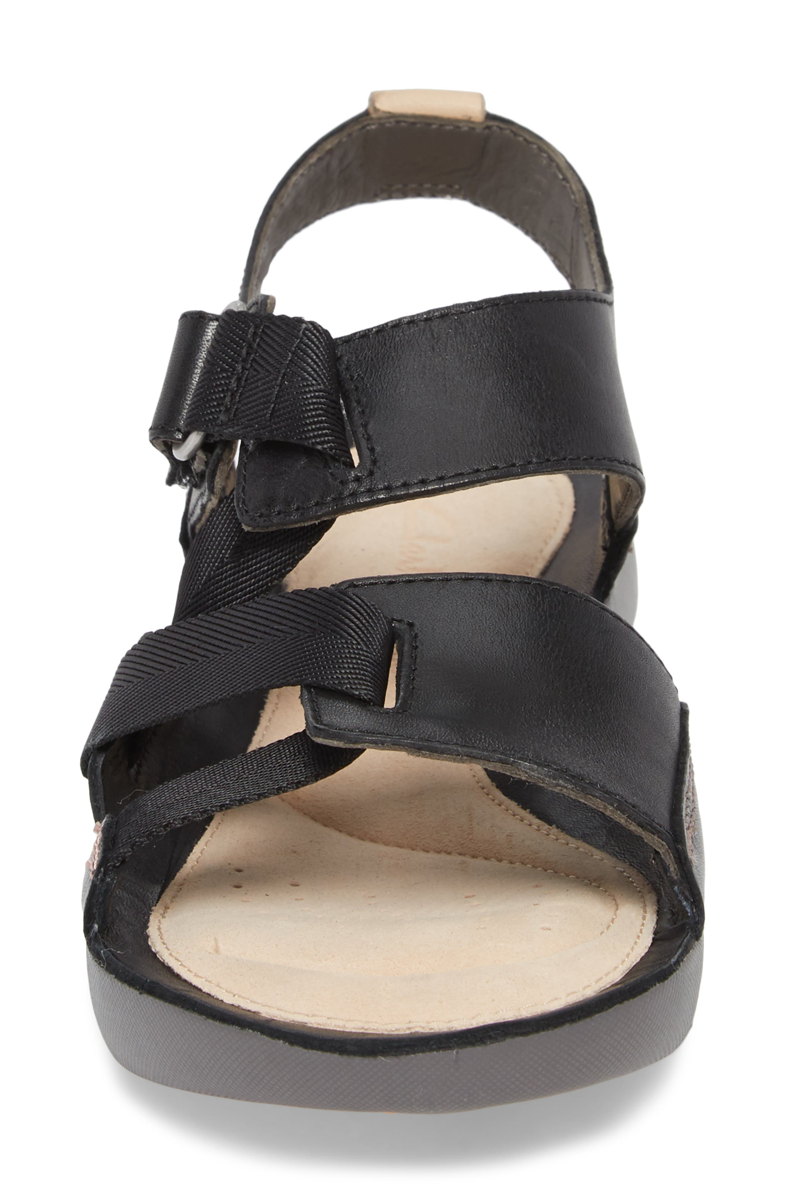 Alternate Image 4  - Clarks® Tri Clover Sandal (Women)