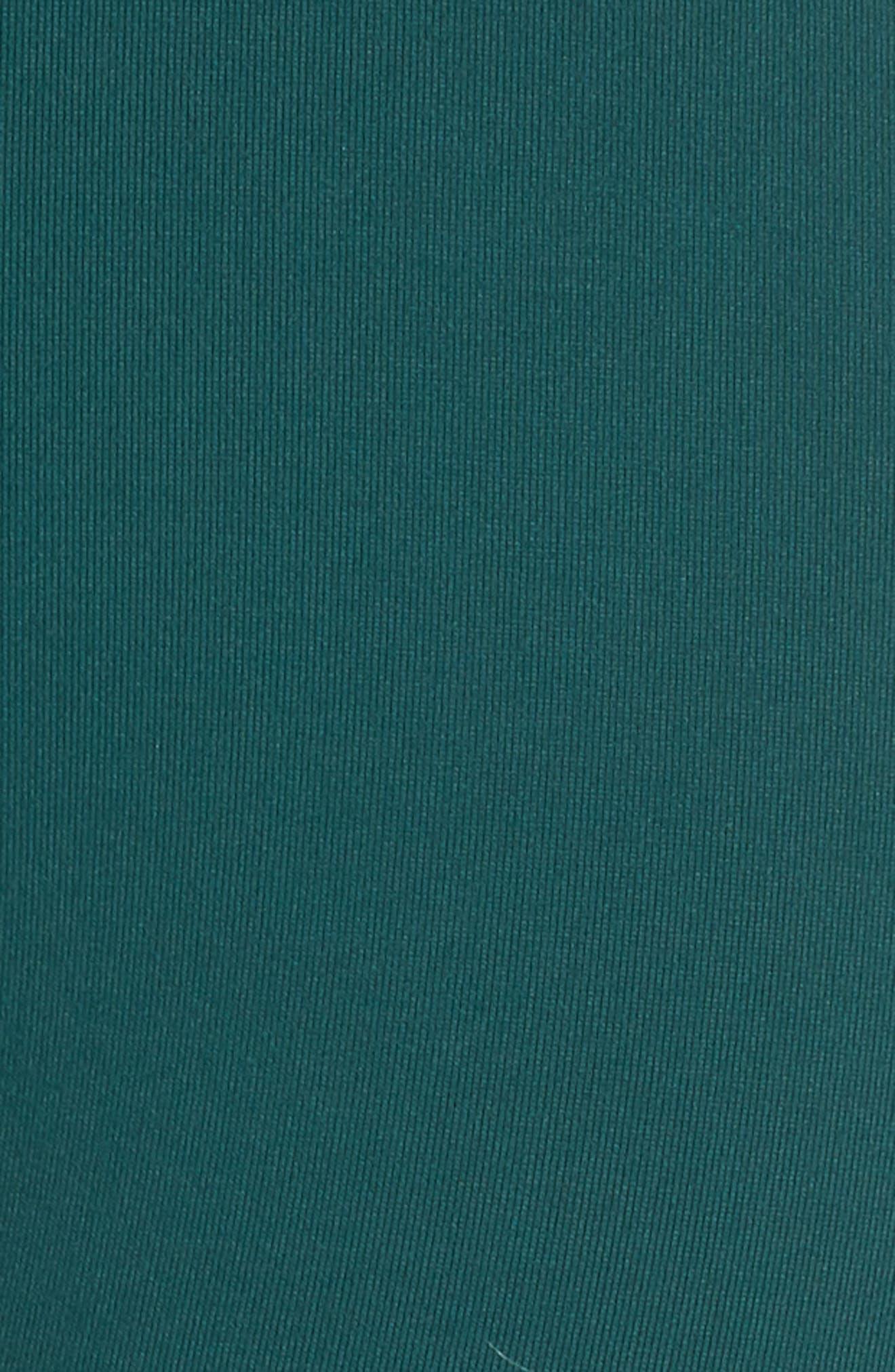 Live In High Waist Leggings,                             Alternate thumbnail 6, color,                             Green Bug