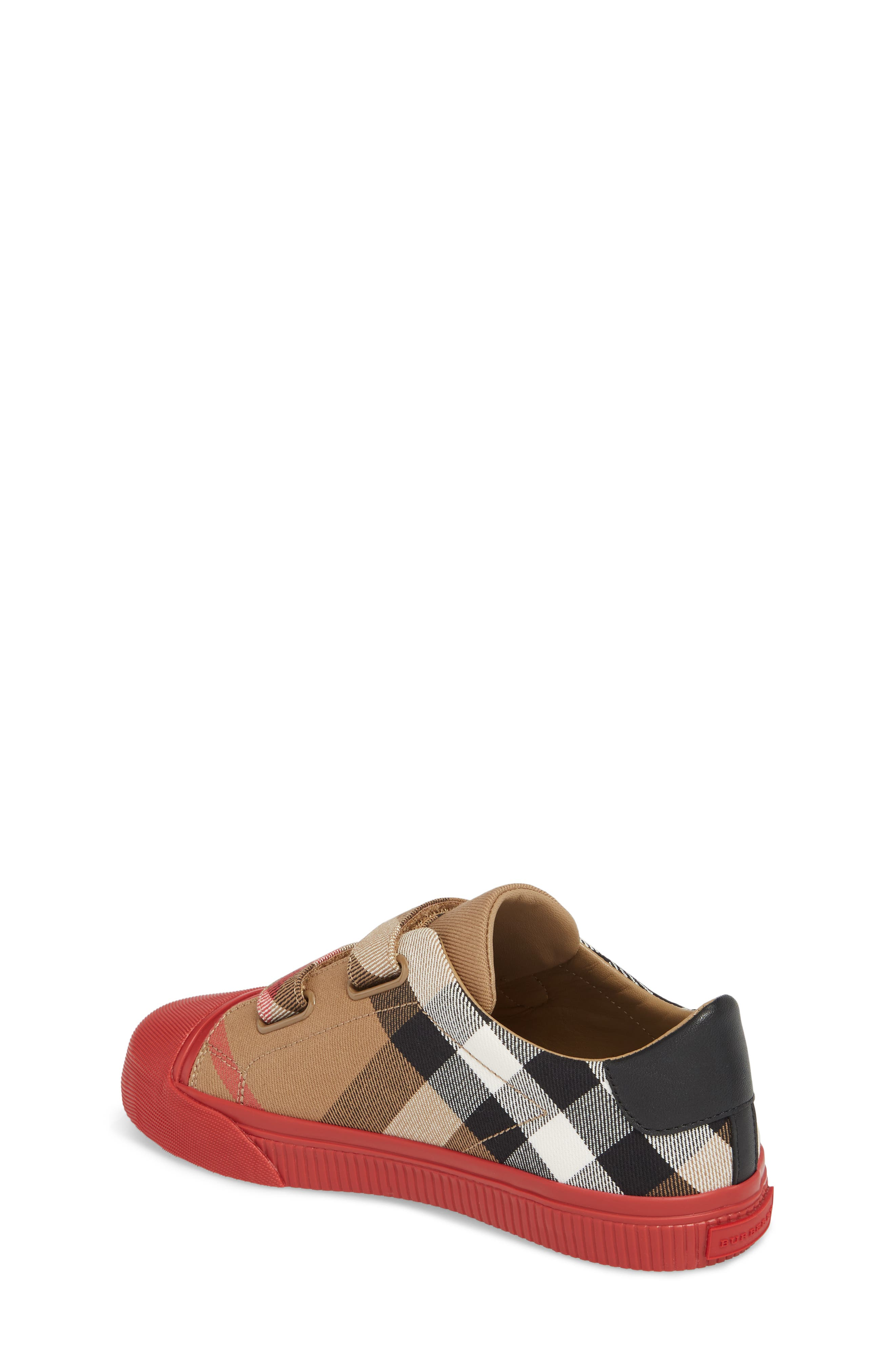 Belside Sneaker,                             Alternate thumbnail 2, color,                             Classic/ Parade Red