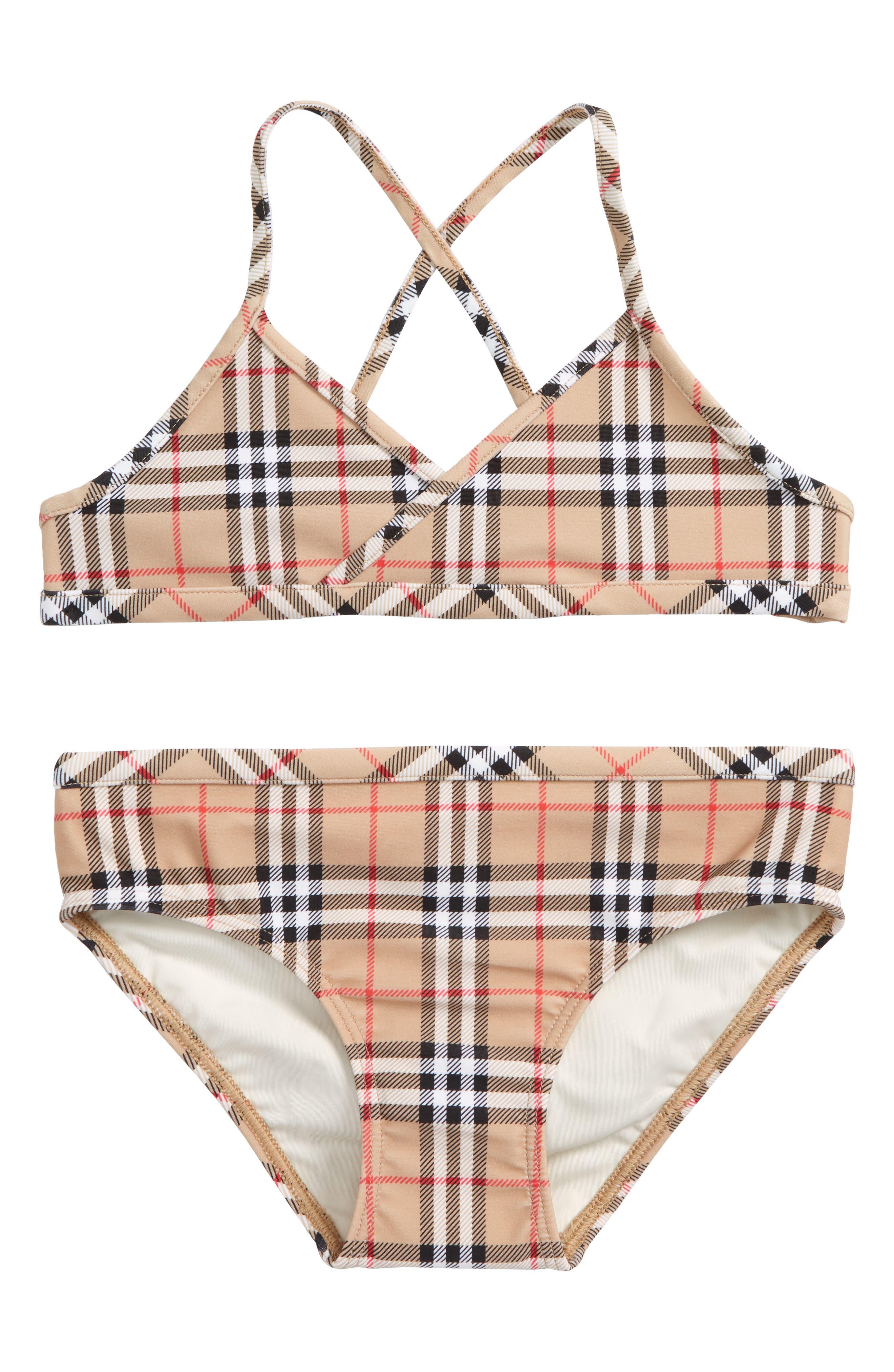 burberry baby girl bikini