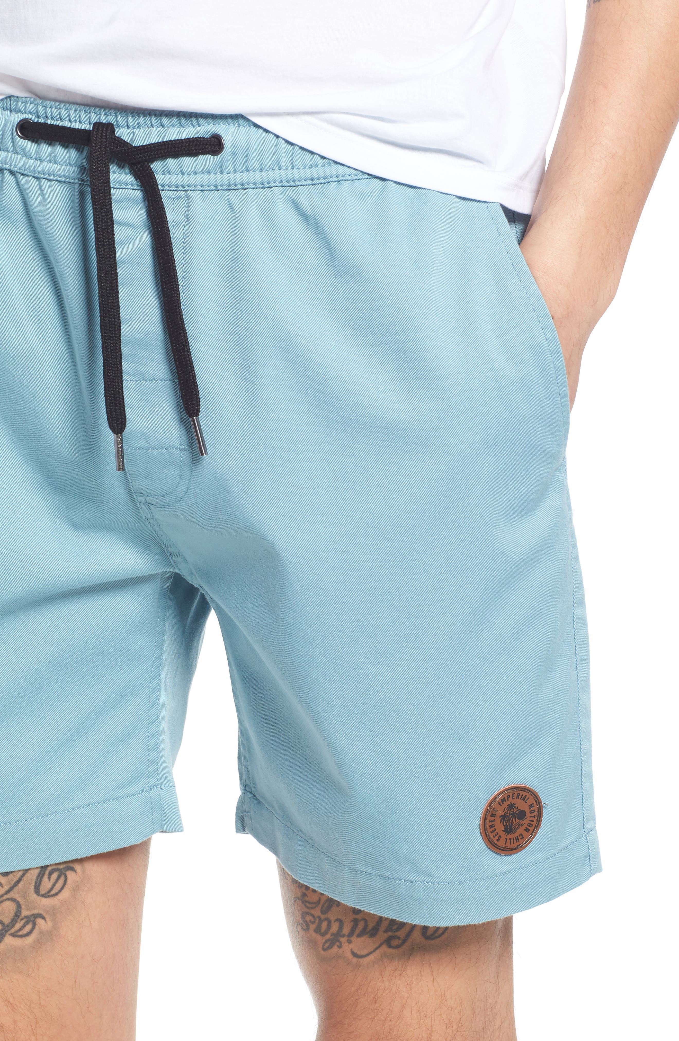 Seeker Shorts,                             Alternate thumbnail 4, color,                             Light Blue
