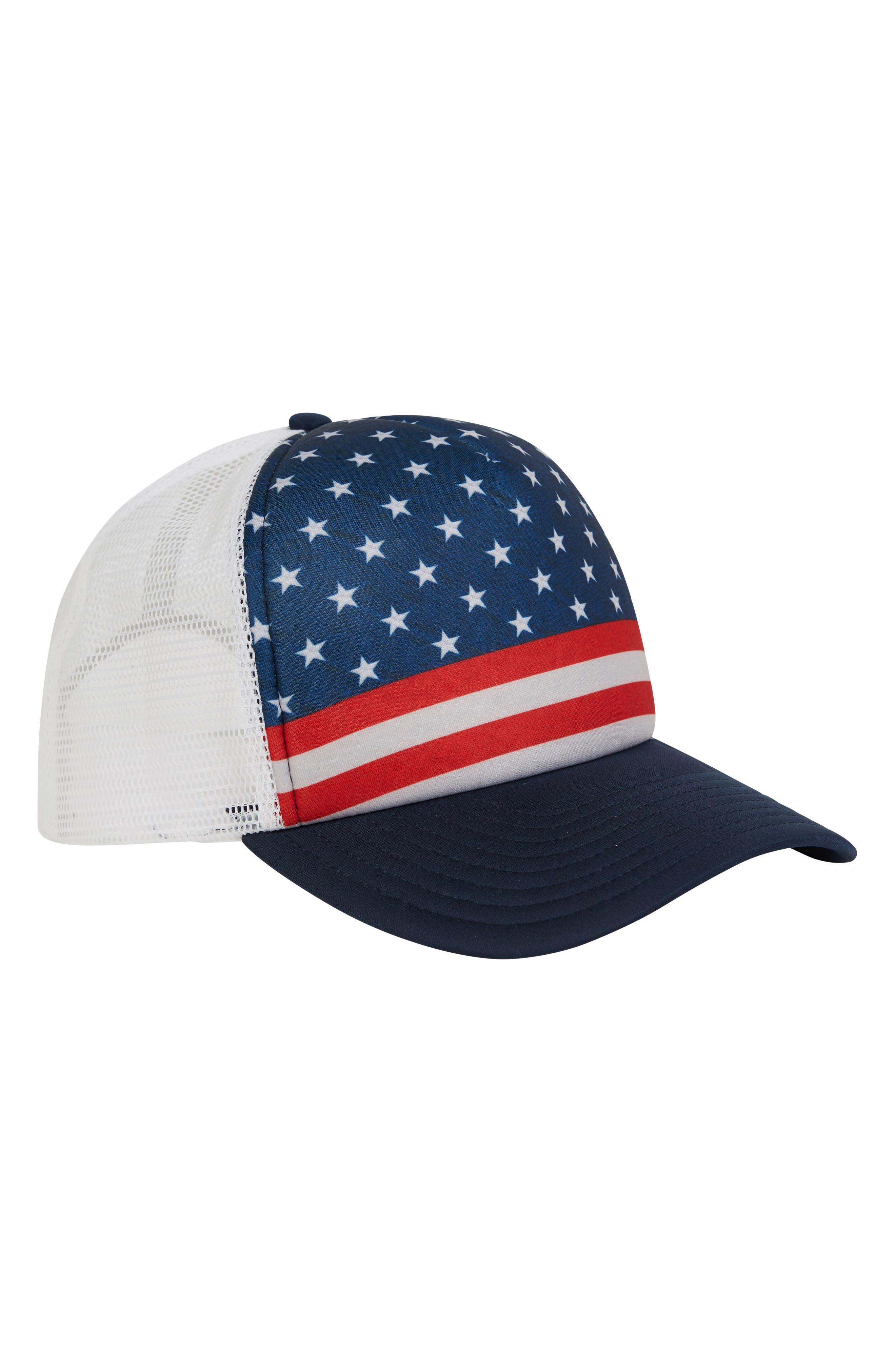 Range Trucker,                         Main,                         color, Americana