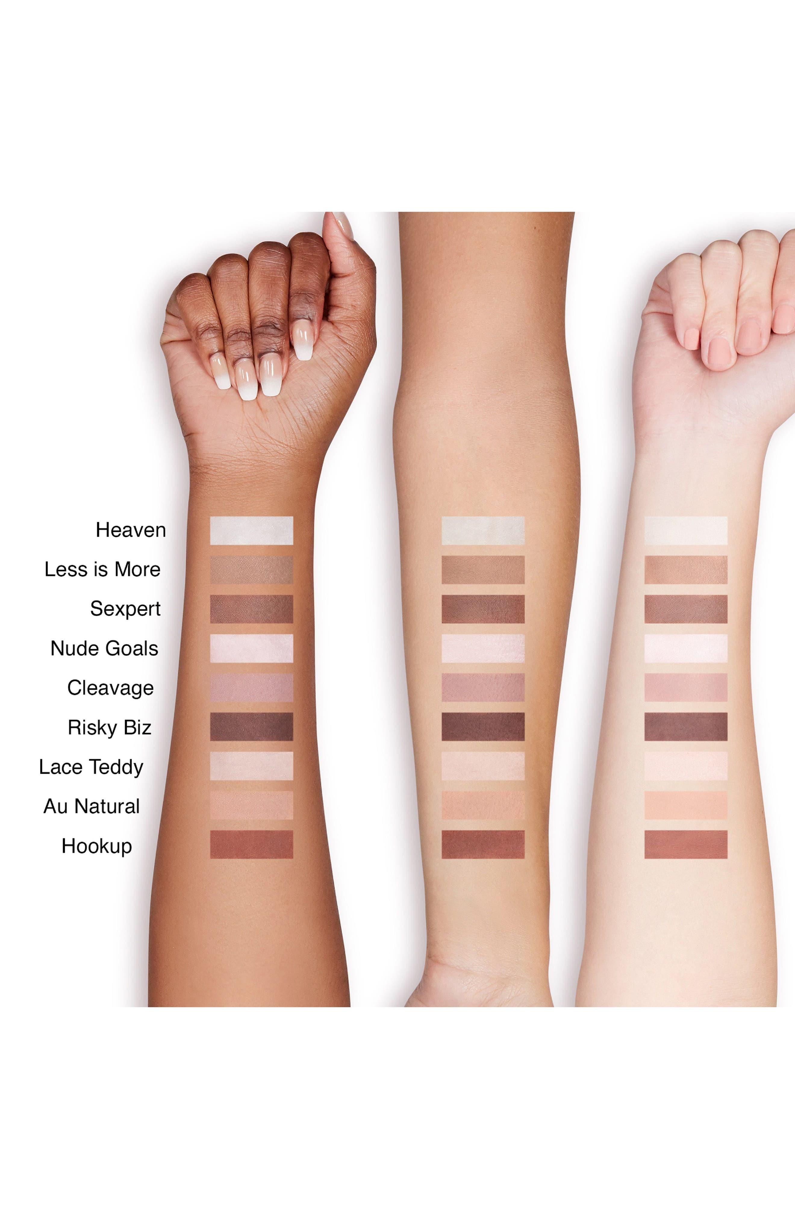 Natural Matte Eyeshadow Palette,                             Alternate thumbnail 2, color,                             No Color