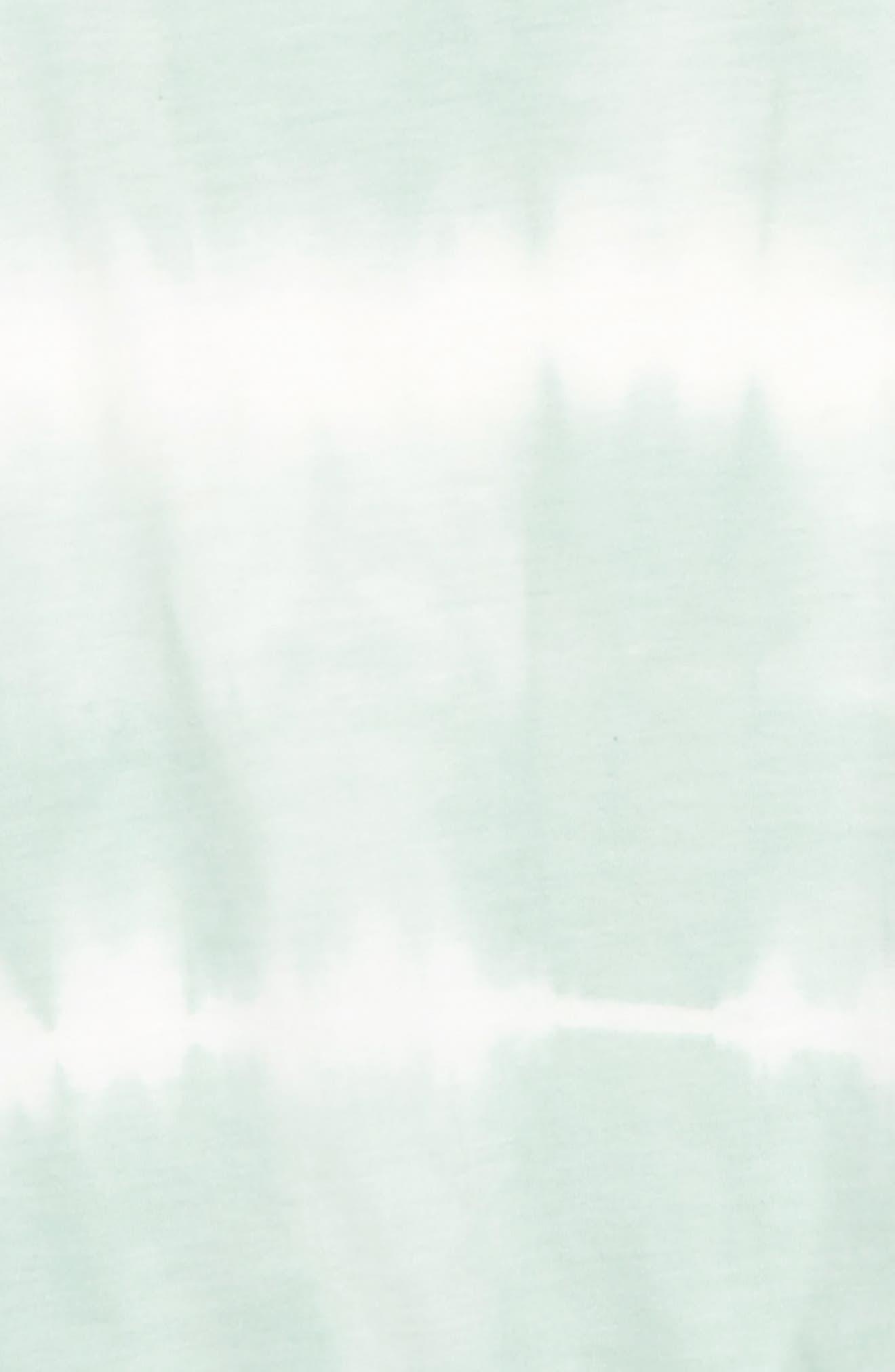 Abilene Tie Dye Tunic,                             Alternate thumbnail 2, color,                             Sage