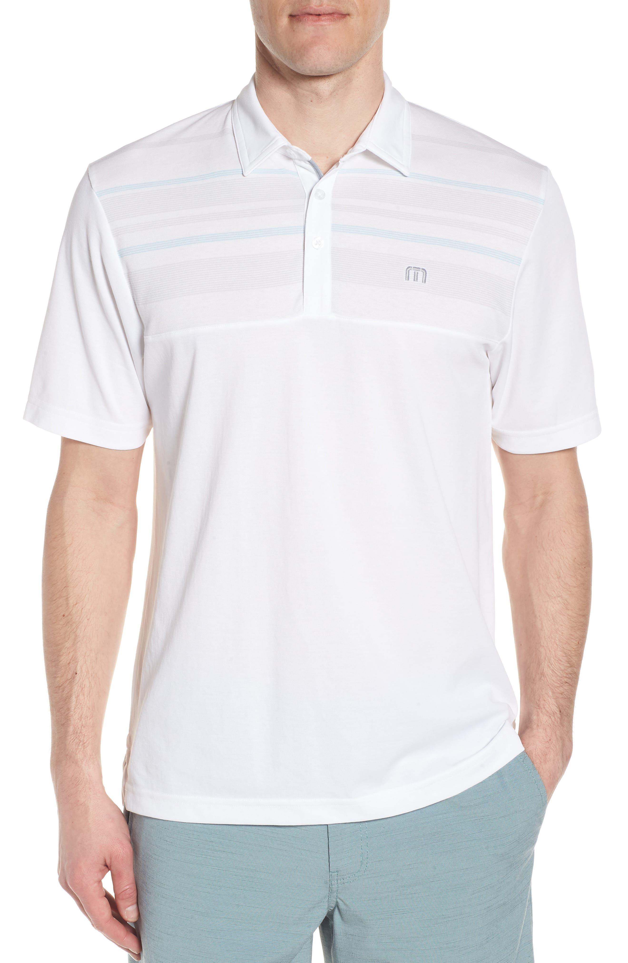 The Raffi Polo,                         Main,                         color, White