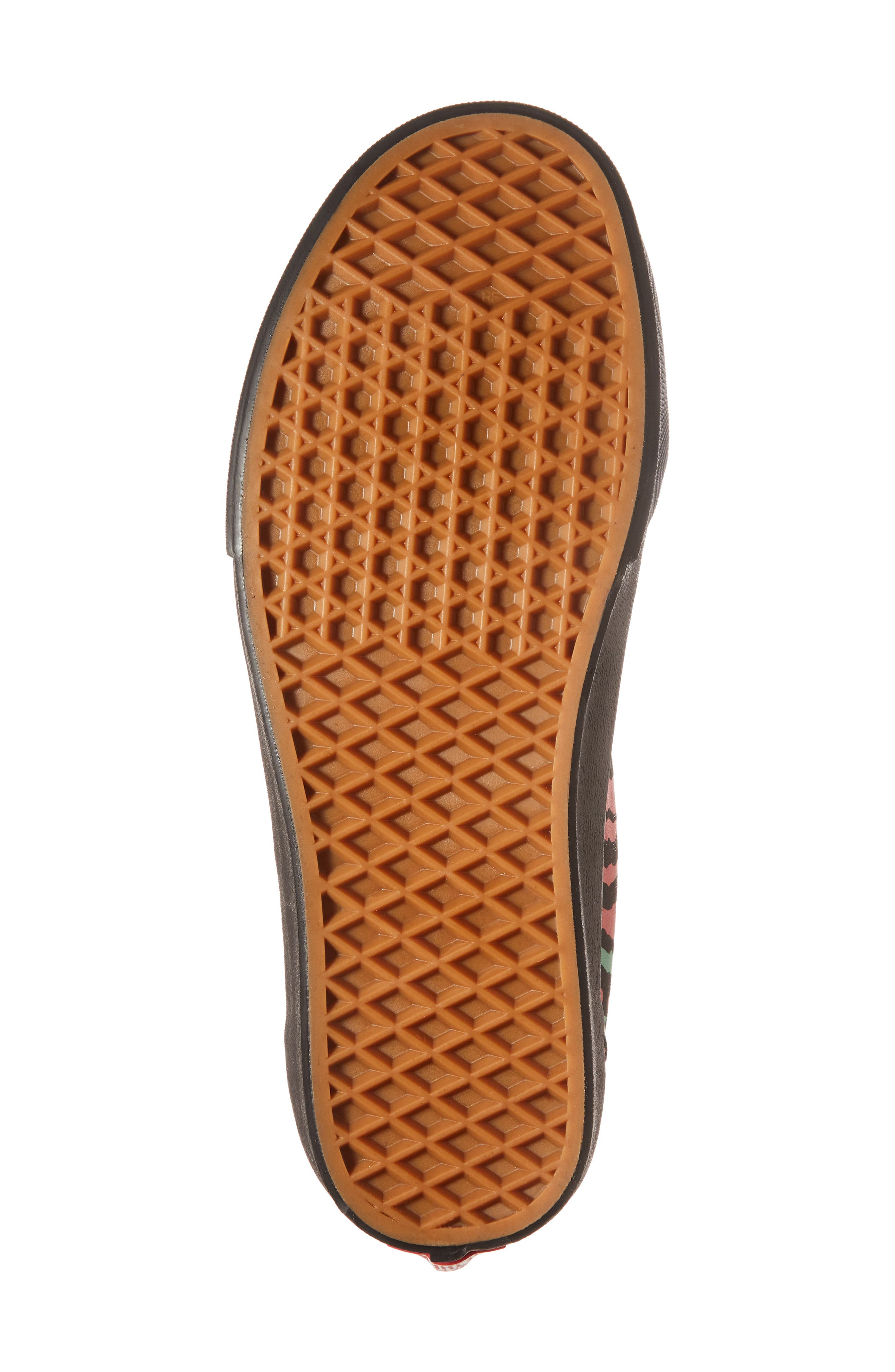 ATCQ Old Skool Sneaker,                             Alternate thumbnail 6, color,                             Black Leather