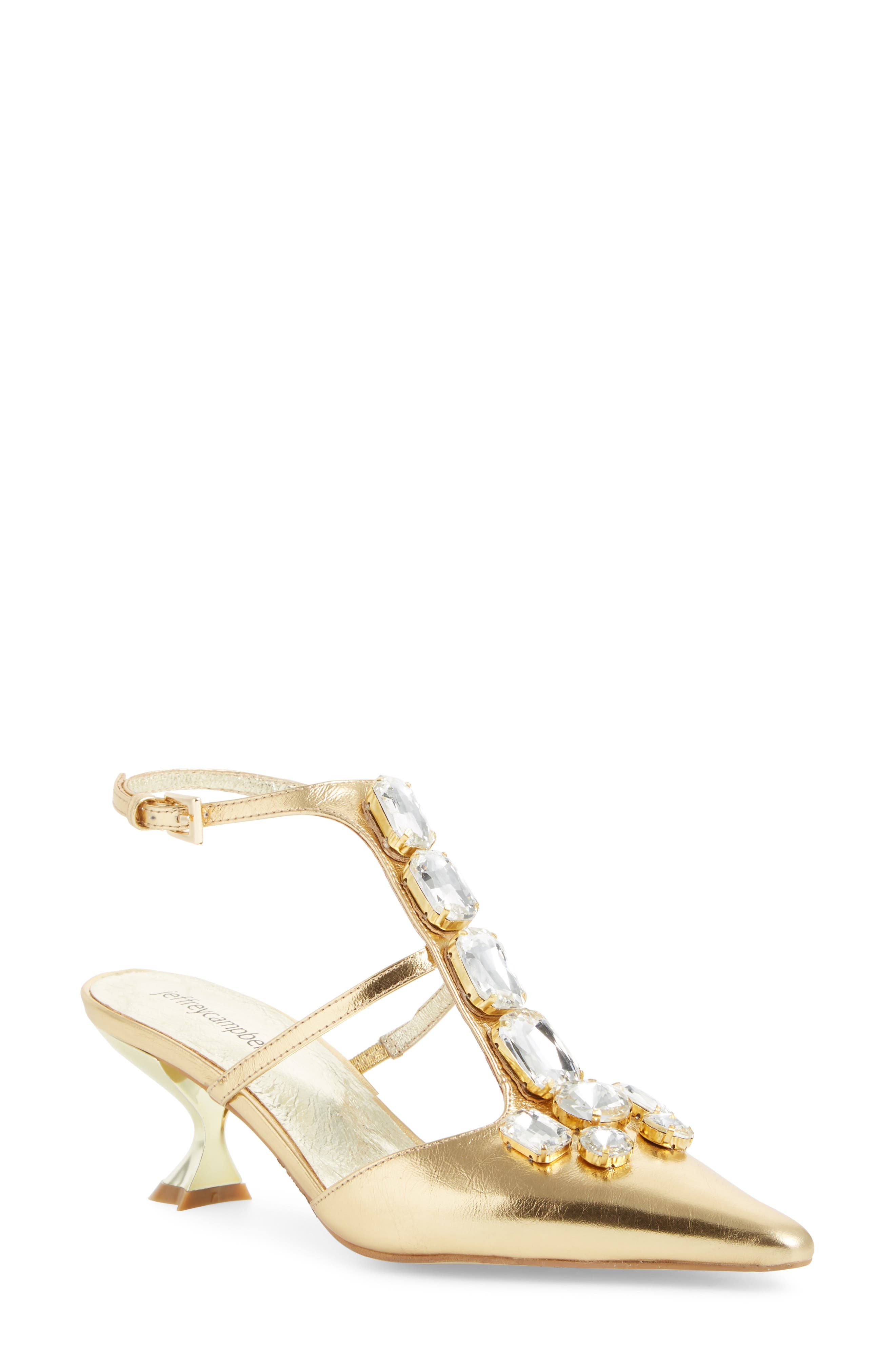 Jeffrey Campbell Strategy-2 Embellished Pump (Women)