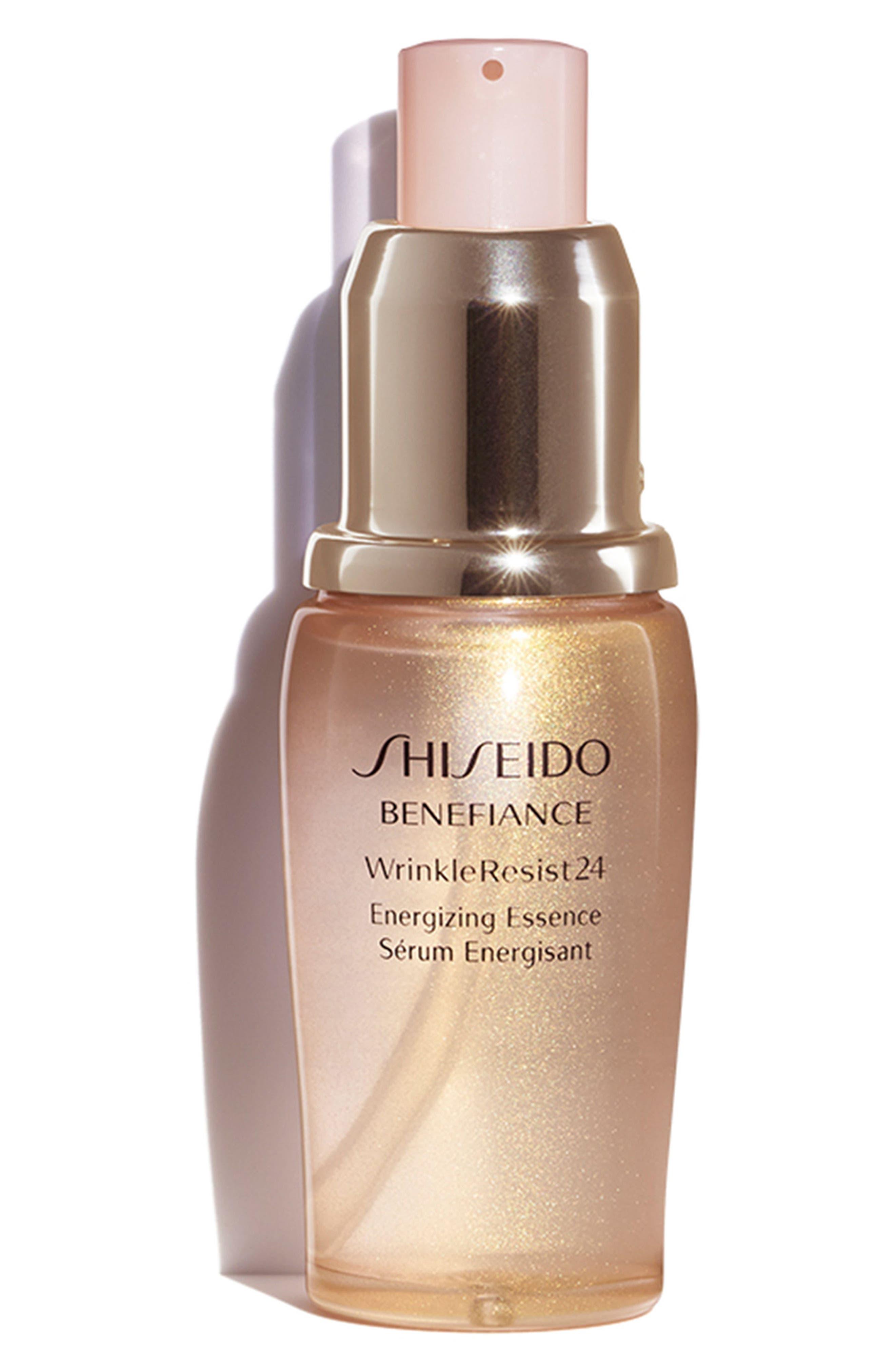 Alternate Image 2  - Shiseido 'Benefiance' WrinkleResist24 Energizing Essence
