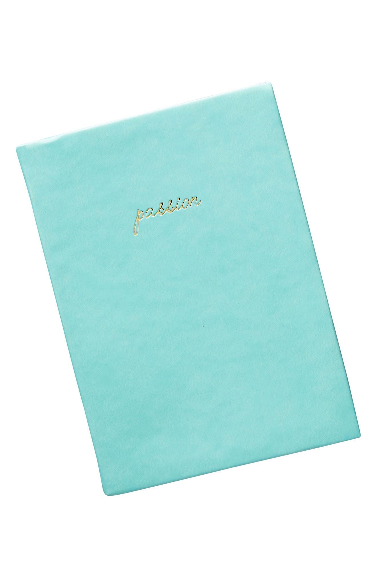 Passion & Plan Journal,                             Alternate thumbnail 6, color,                             Mint