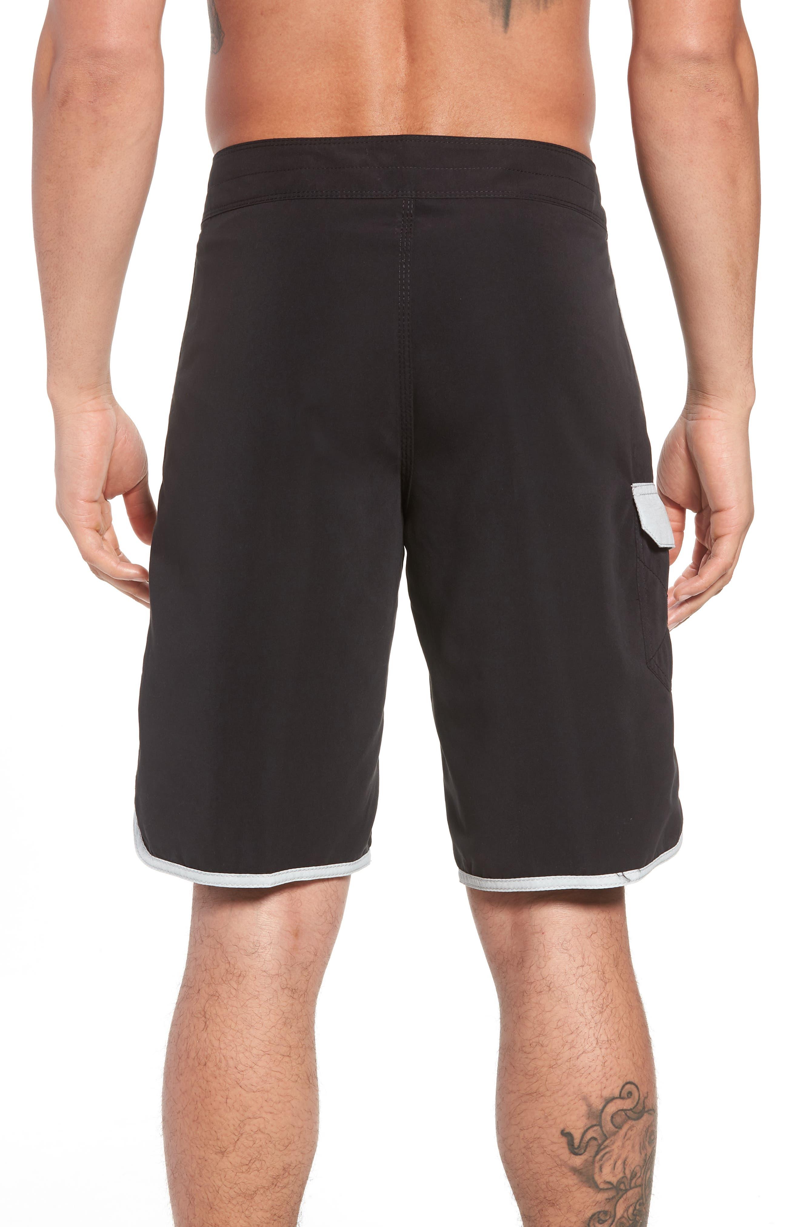 73 OG Board Shorts,                             Alternate thumbnail 2, color,                             Black