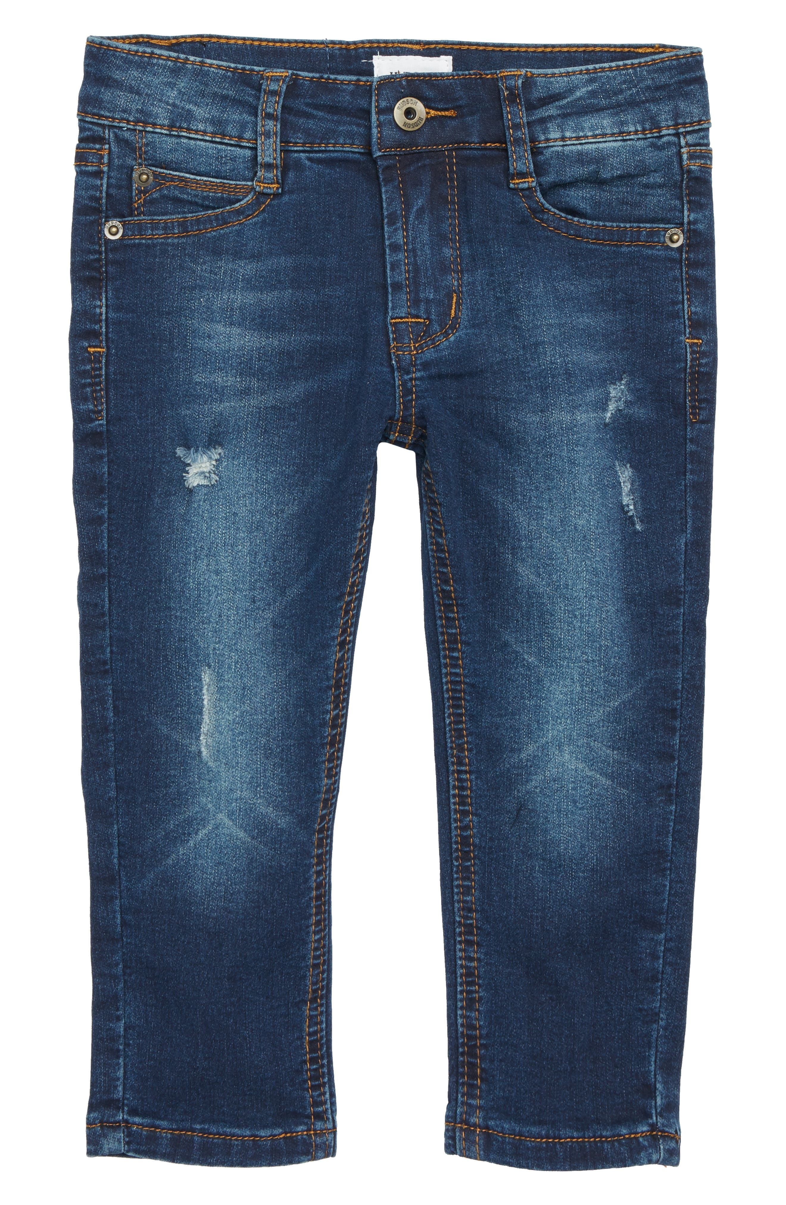 Hudson Juse Slim Fit Skinny Jeans (Baby Boys)